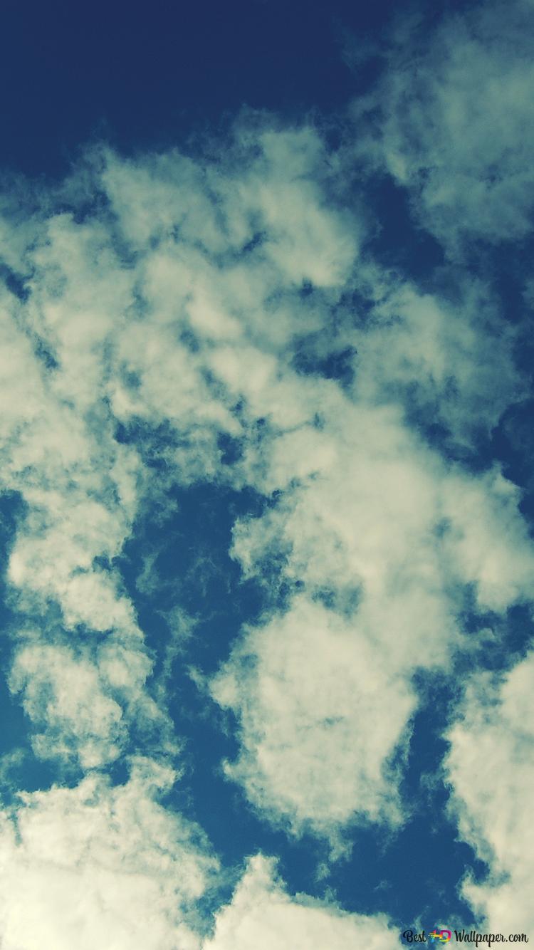 Solo Nuvole Download Di Sfondi Hd