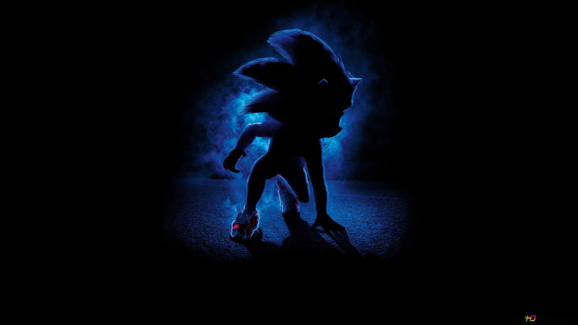 Sonic The Hedgehog 2020 Unduhan Wallpaper Hd