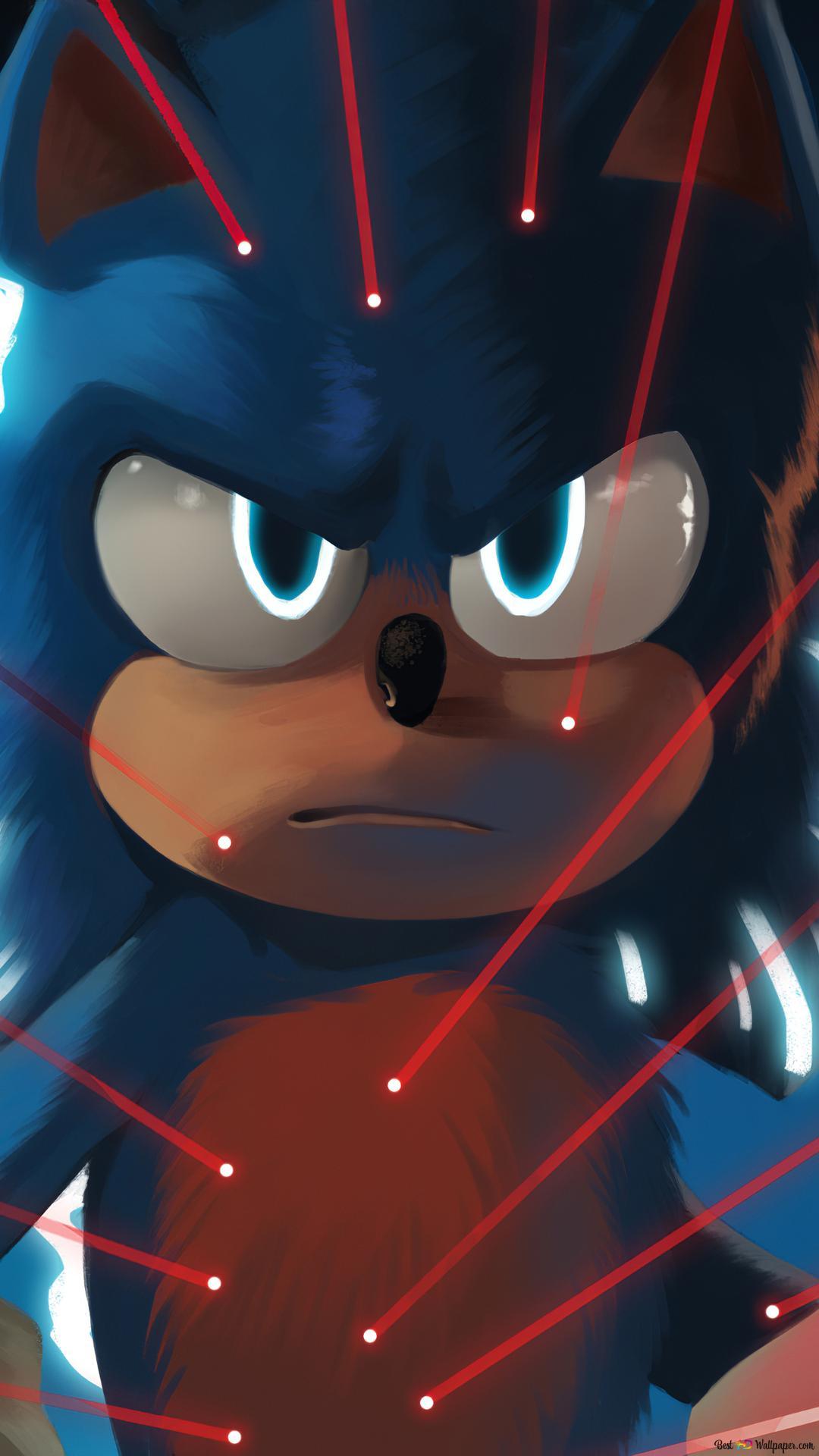Sonic The Hedgehog Movie Hd Wallpaper Download