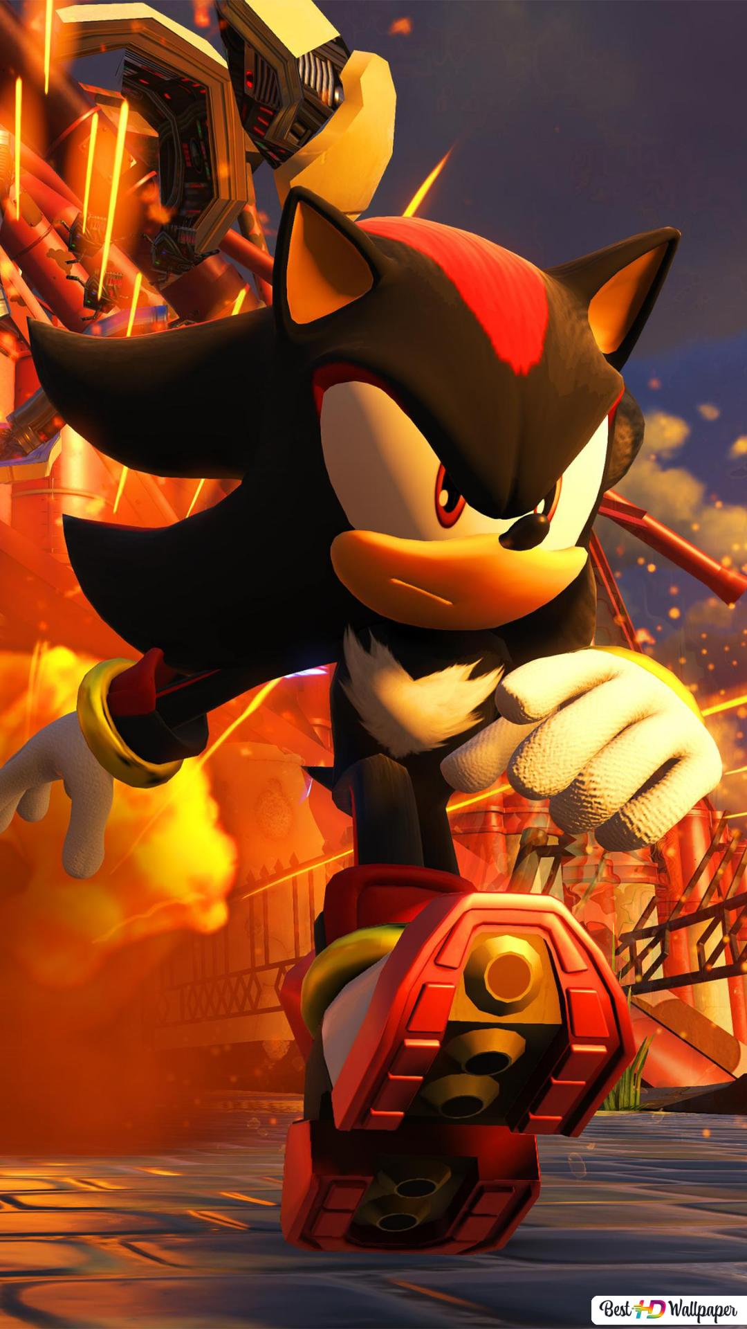 Sonic The Hedgehog Hd Wallpaper Download