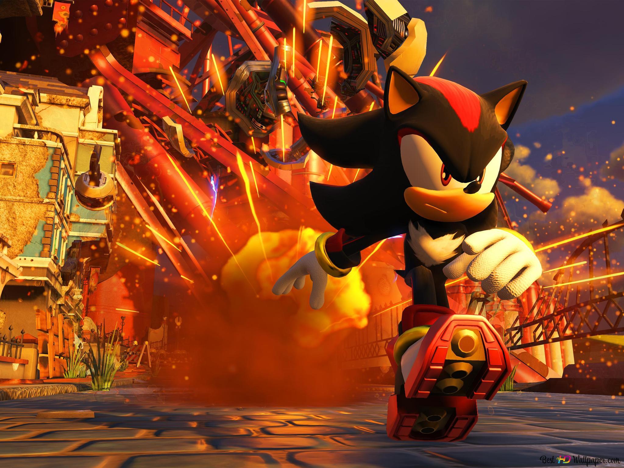 Sonic The Hedgehog Hd Wallpaper Download