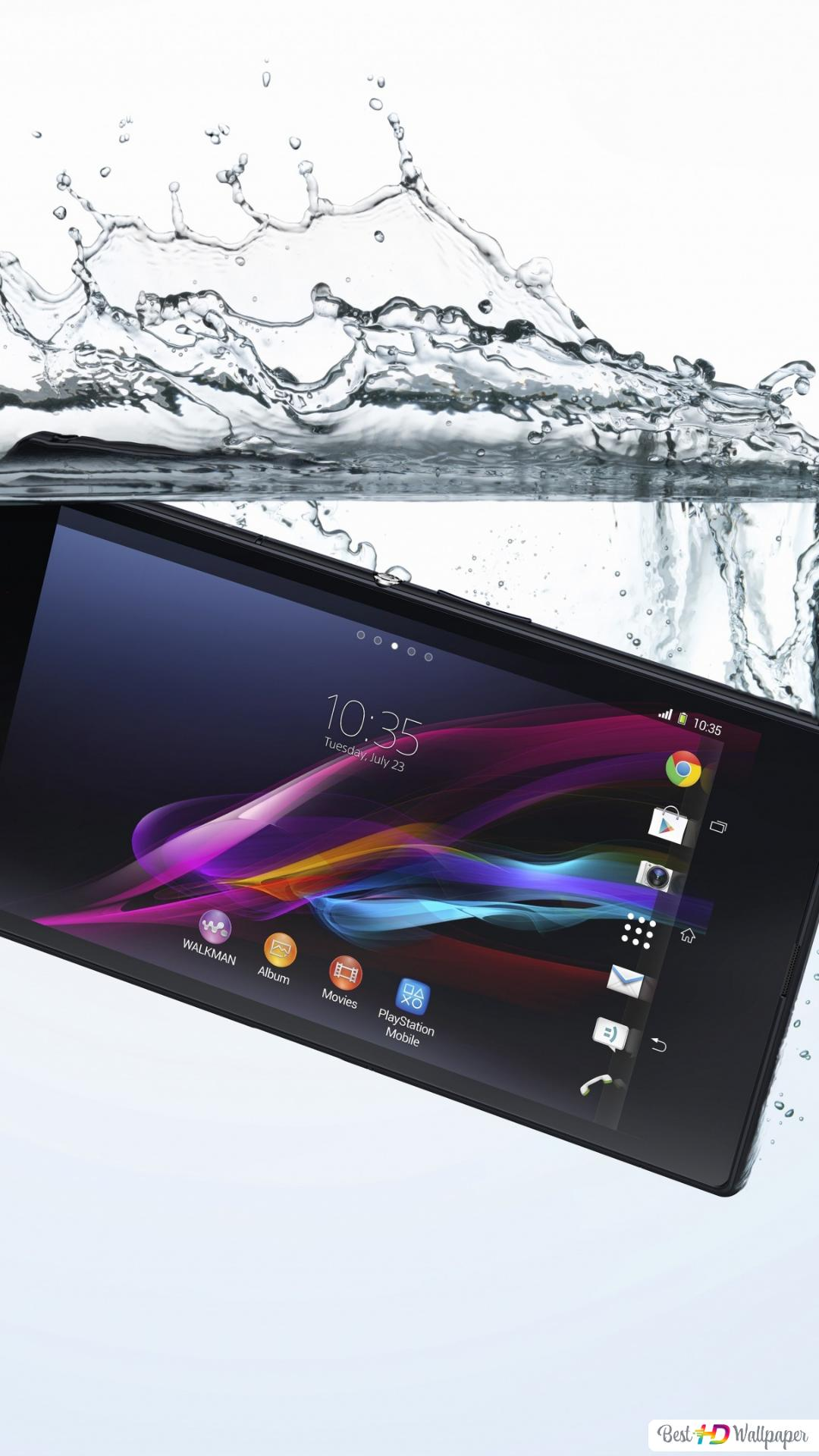 Sony Xperia Z Ultra Waterproof Hd Wallpaper Download