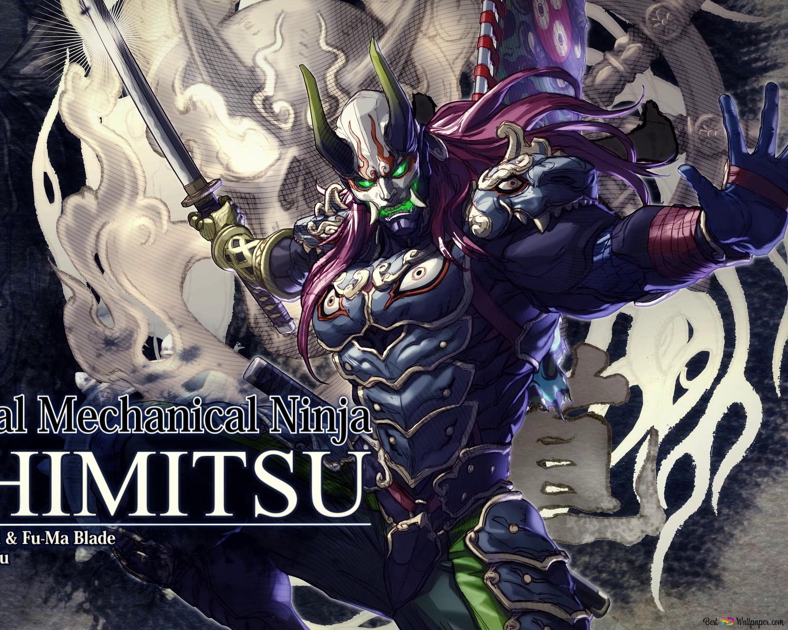Descargar Fondo De Pantalla Soulcalibur Vi Yoshimitsu Hd
