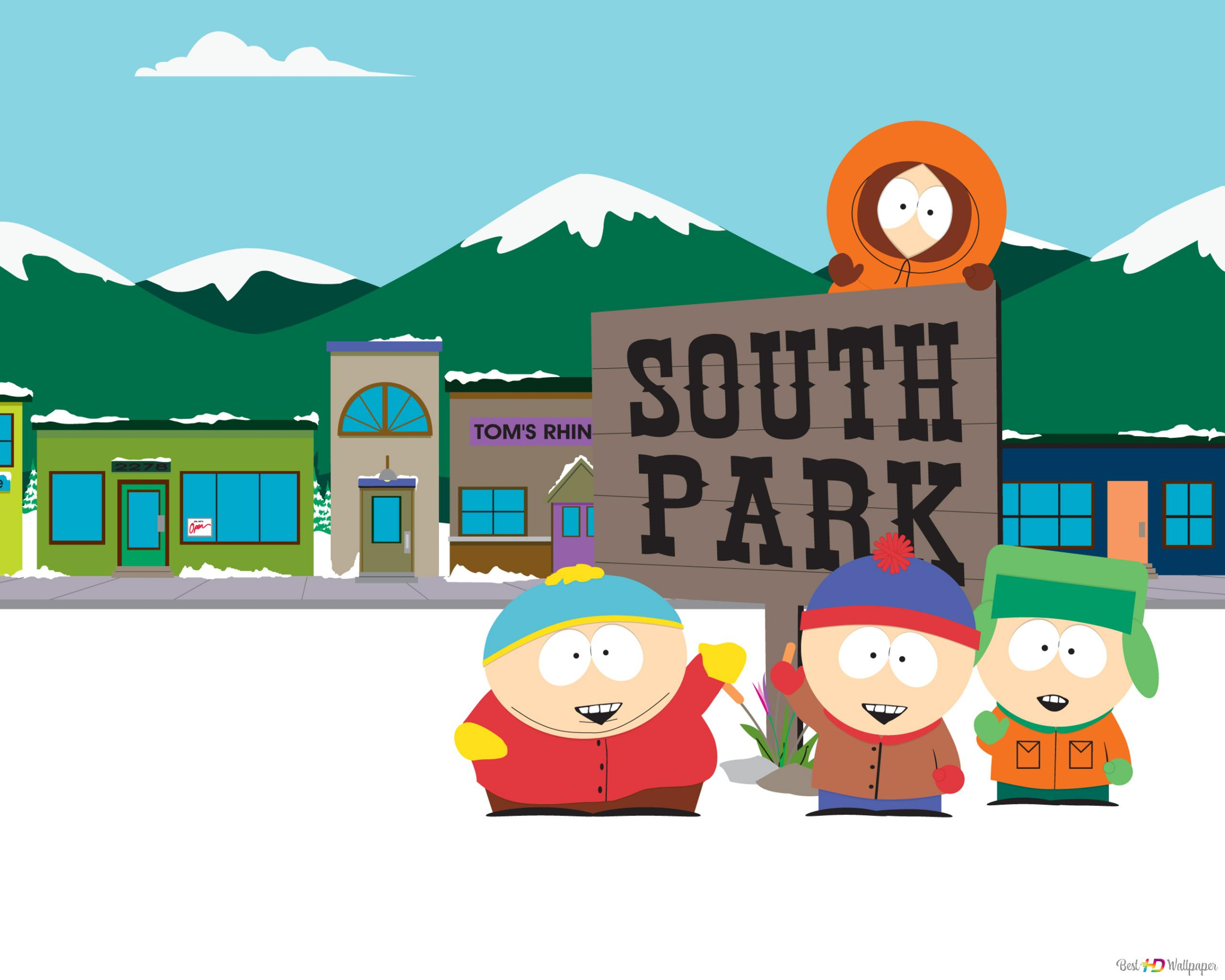 South Park Hd Wallpaper Download