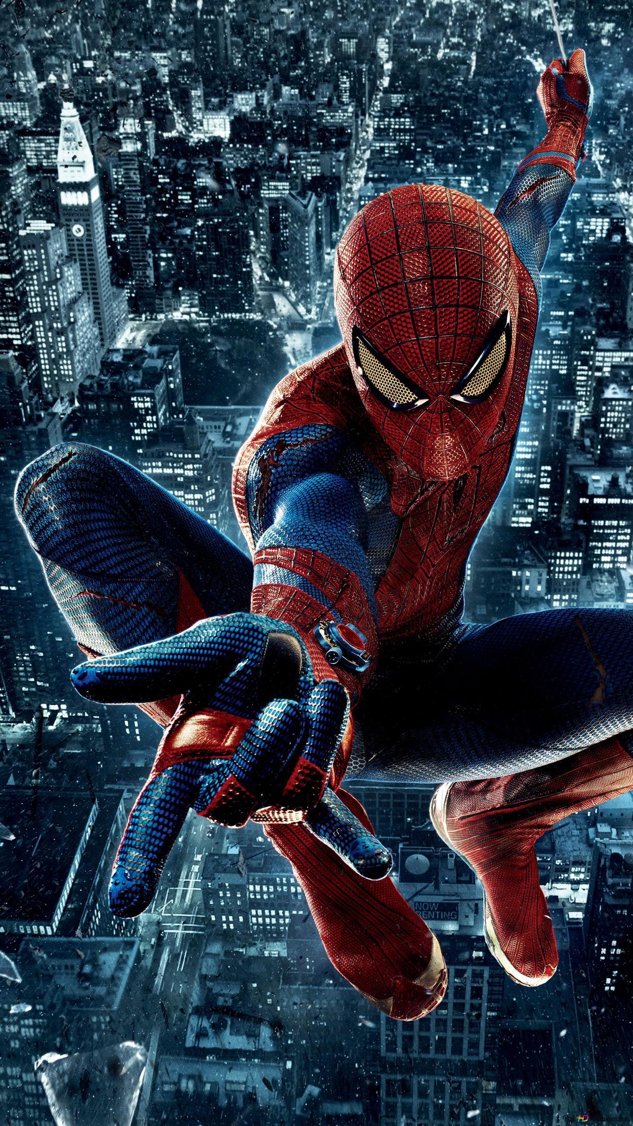 Spider Man Film Hd Tapety Do Pobrania