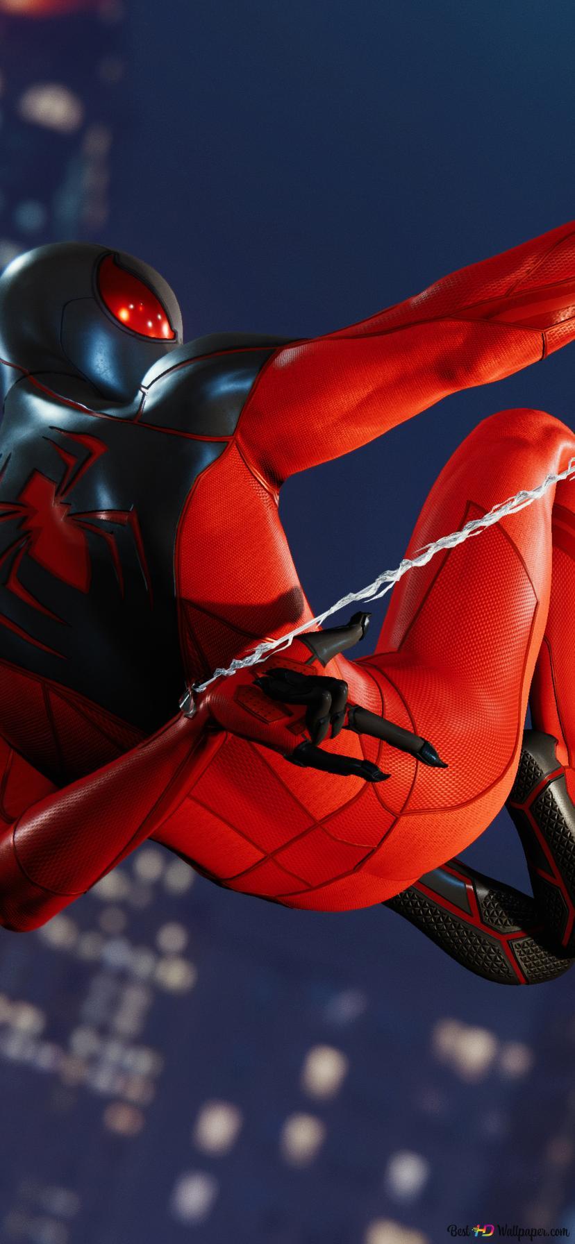 spider man game 2019 scarlet spider