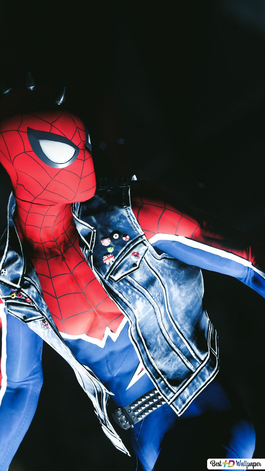 Spider Man Game Hero Spiderman Hd Wallpaper Download