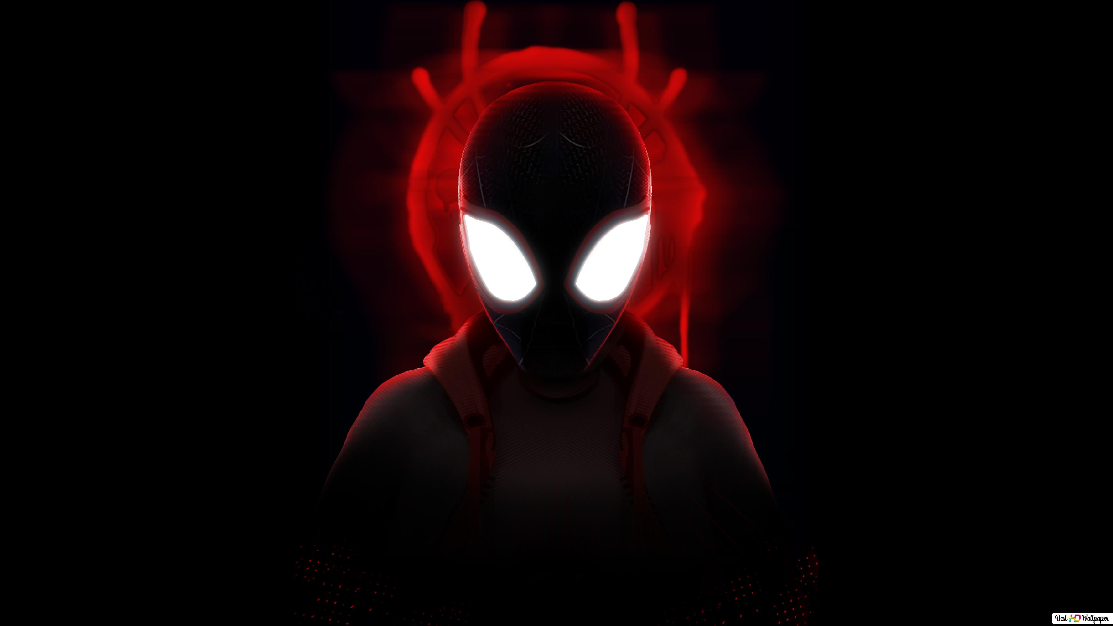 Spider Man Into The Spider Verse Movie Miles Morales Spiderman