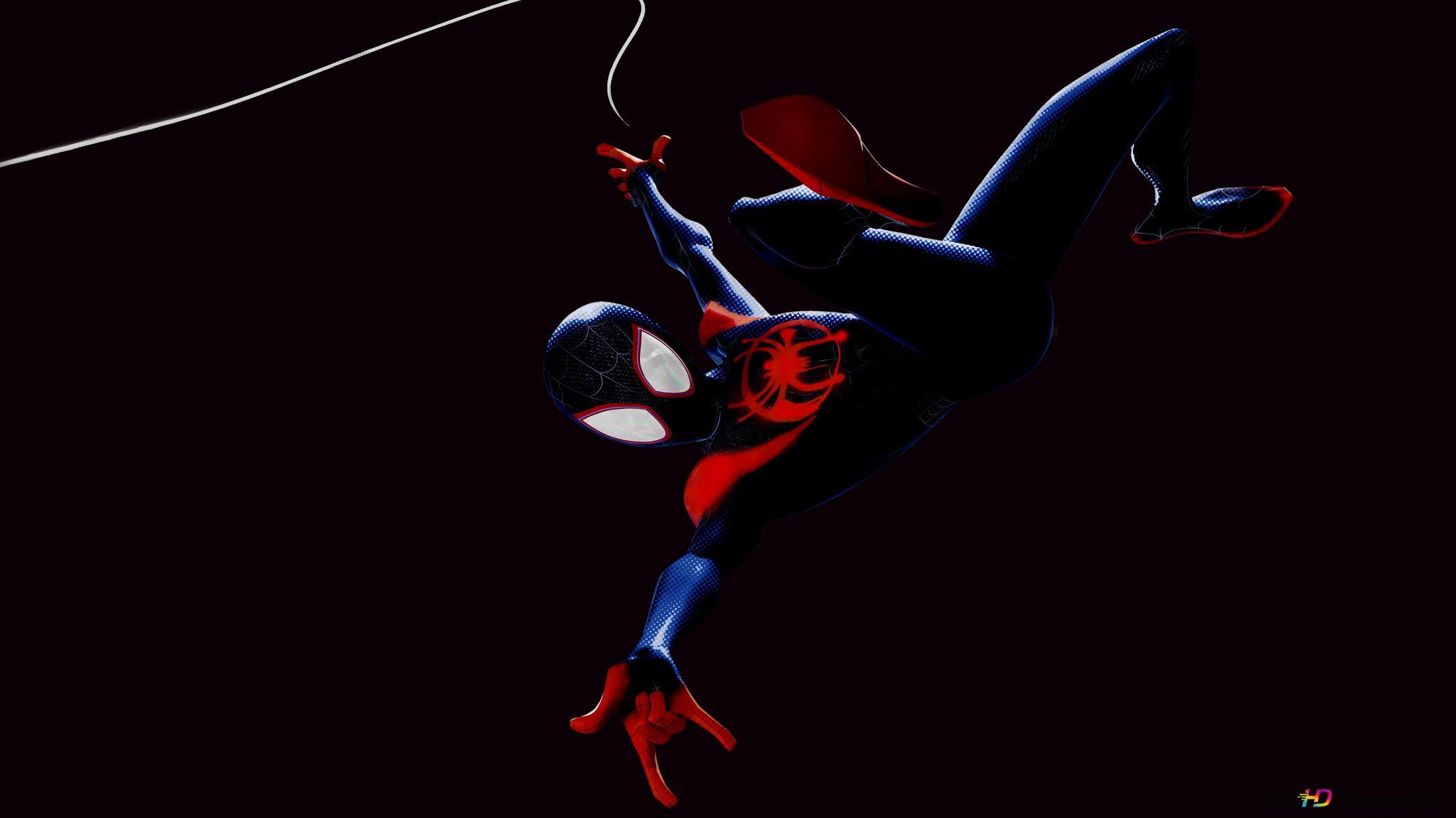 Spider Man Into The Spider Verse Movie Spiderman Noir
