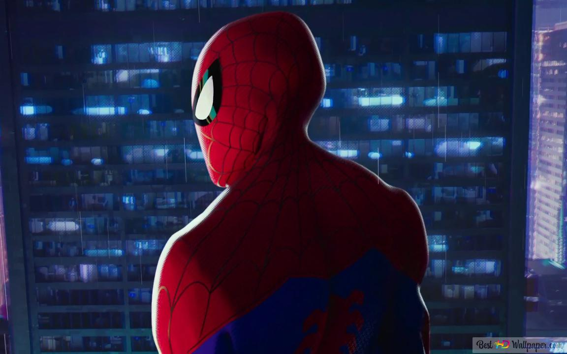 Spider-man: Into The Spider-verse HD Wallpaper Download