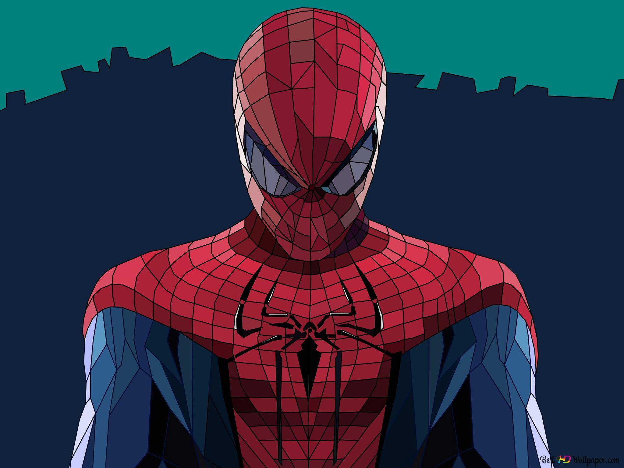 Spiderman Marvel Comics Hd Wallpaper Download