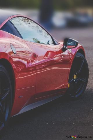 Sports Car Ferrari 458 Hd Wallpaper Download