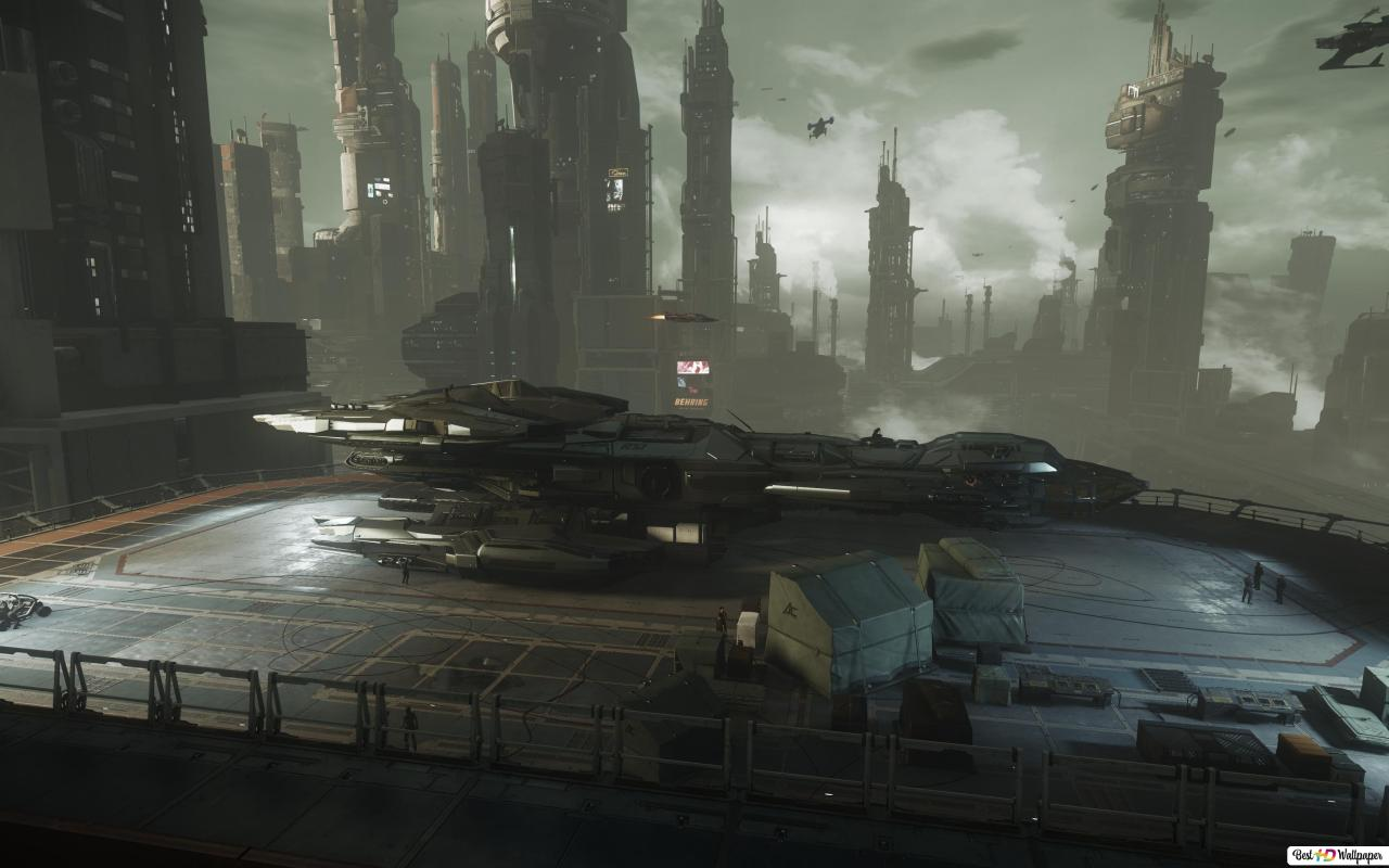 Star Citizen HD Wallpaper Download