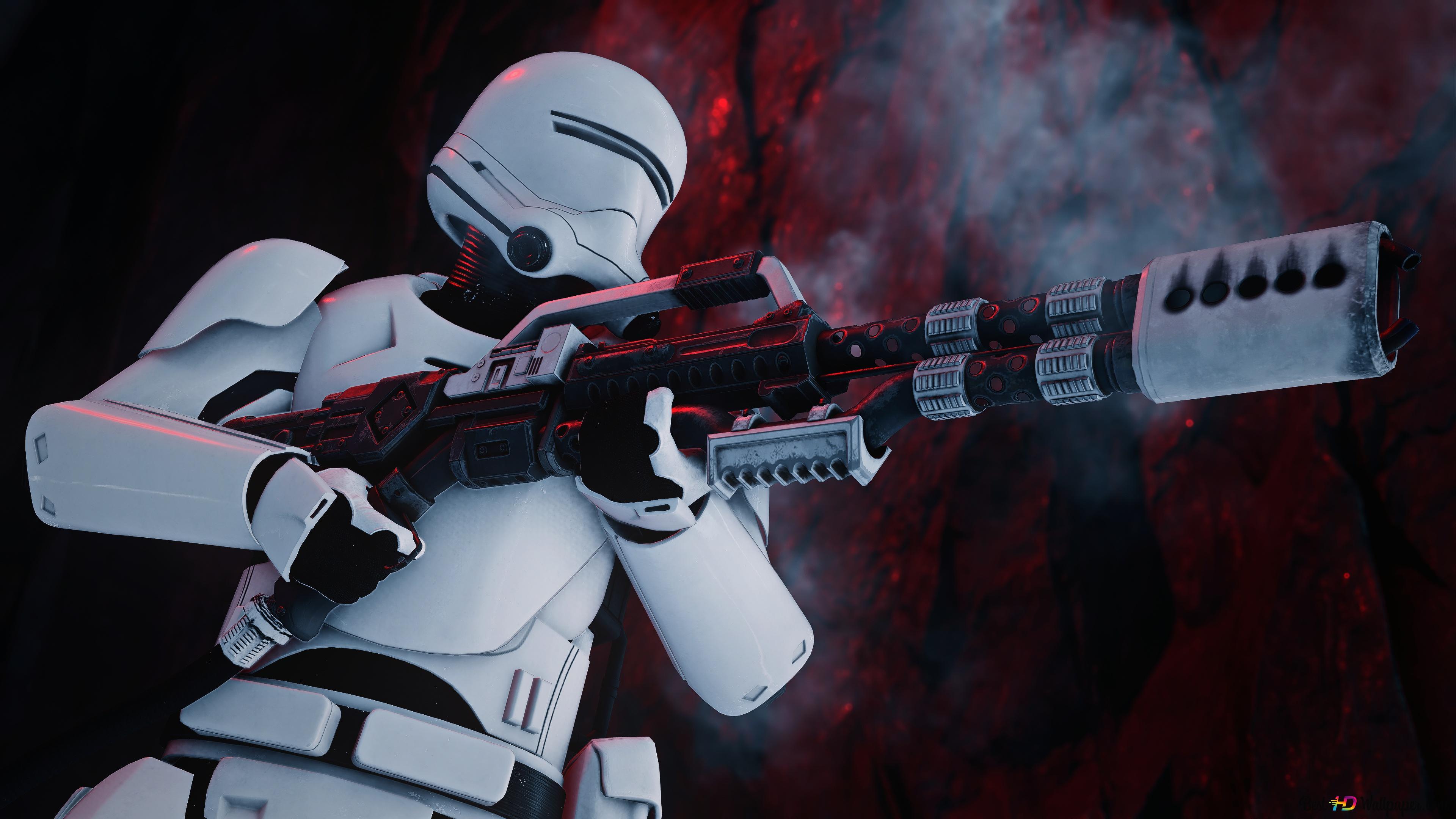 Star wars battalion ii- stormtrooper HD