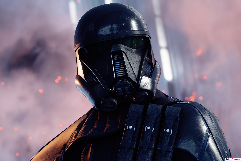 Star Wars Battlefront 2 Death Trooper Hd Wallpaper Download