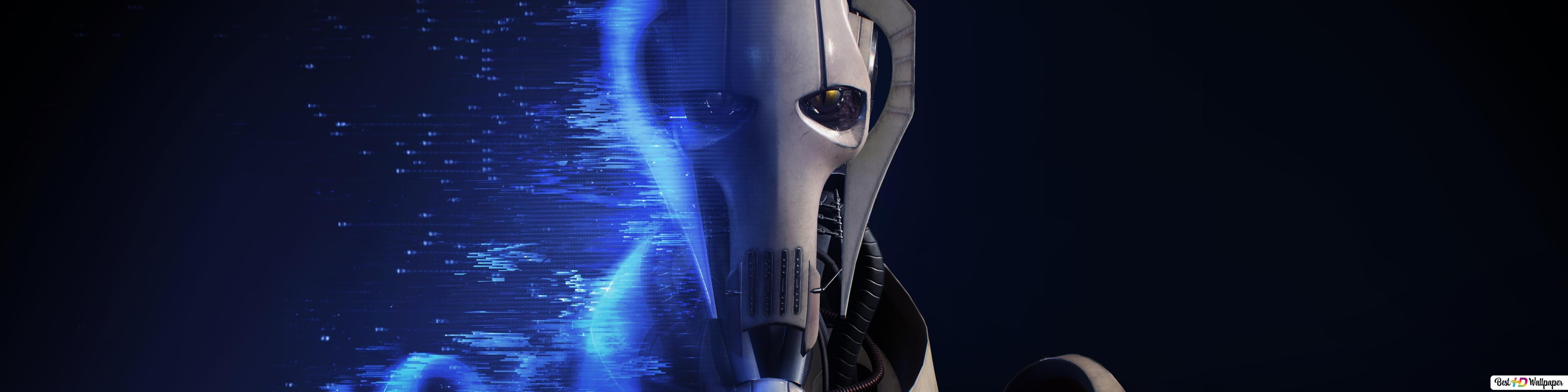 Star Wars Battlefront 2 Game Clone Trooper Grievous Hd
