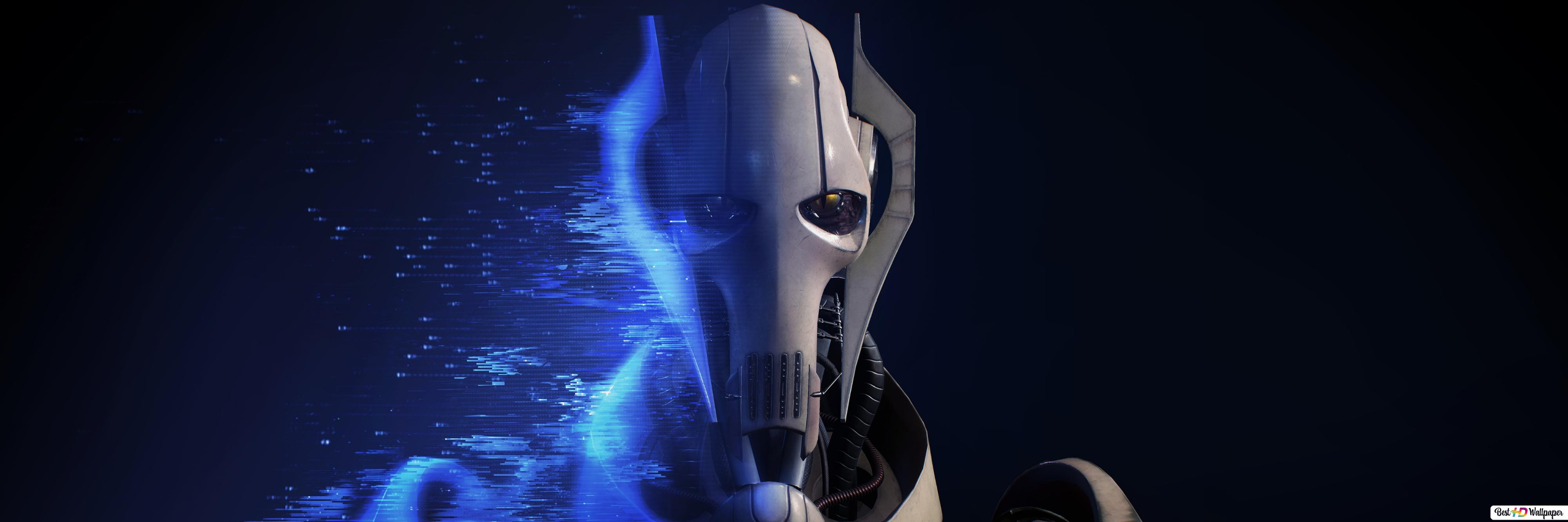 Star Wars Battlefront 2 Game Clone Trooper Grievous Hd Wallpaper Download