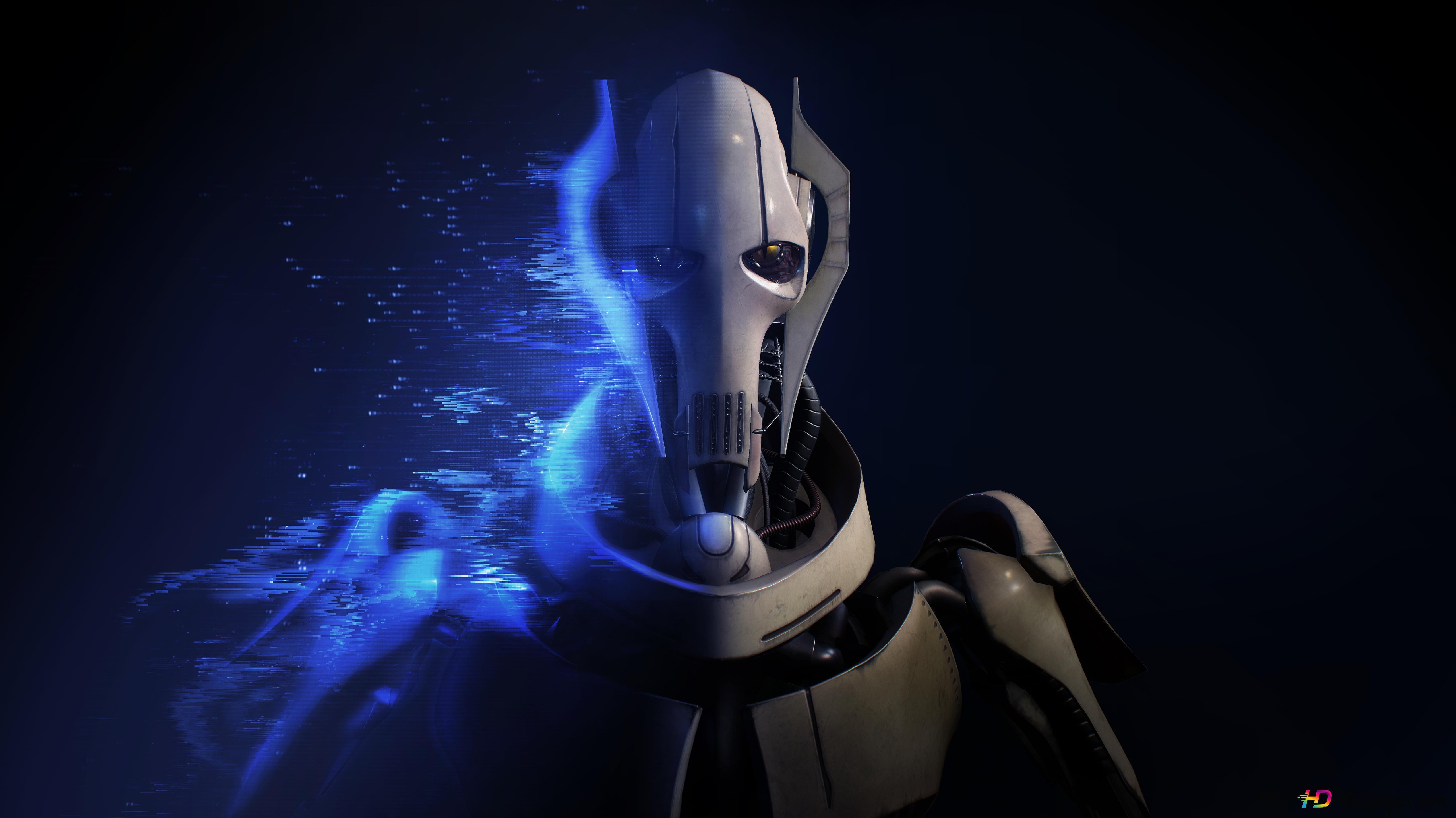 Star Wars Battlefront 2 Game Clone Trooper Grievous Hd