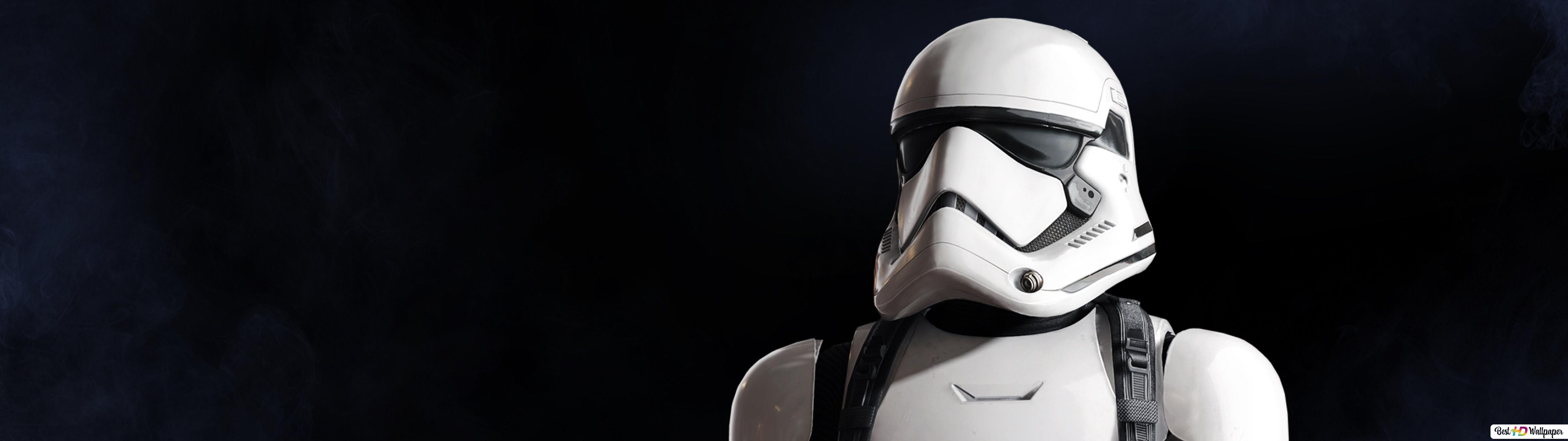Star Wars Battlefront 2 Permainan Stormtrooper Unduhan Wallpaper Hd