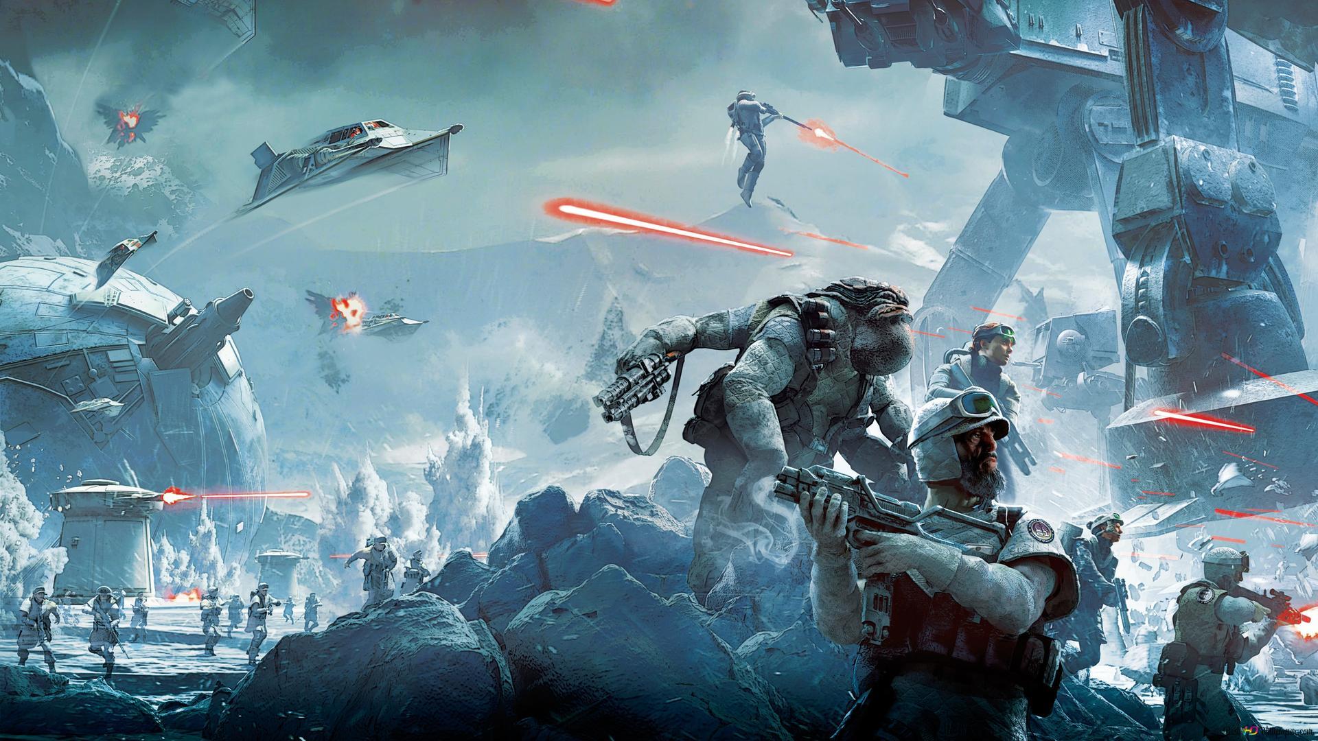 Star Wars Battlefront Dammer Company Hd