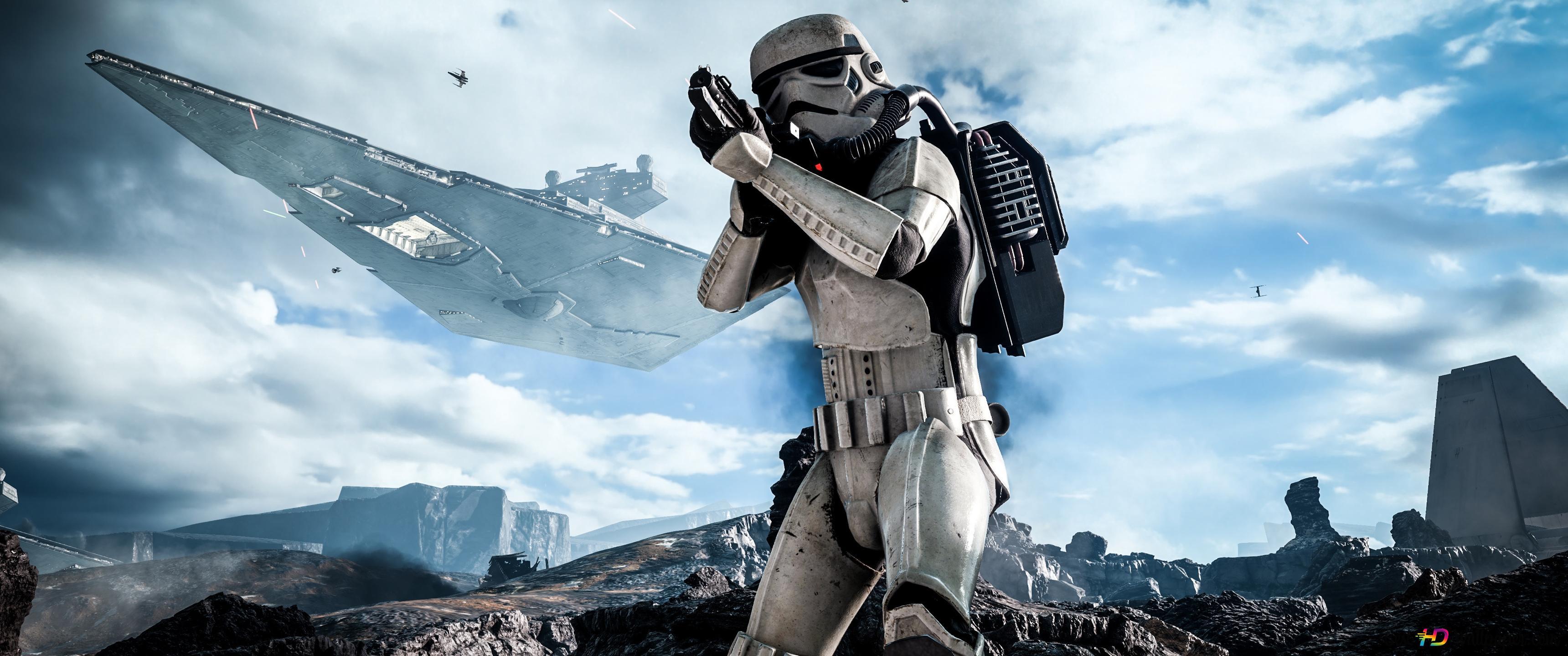 star wars battlefront stormtrooper wallpaper 3440x1440 11632 15