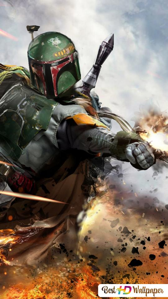 Star Wars Boba Fett Hd Wallpaper Download