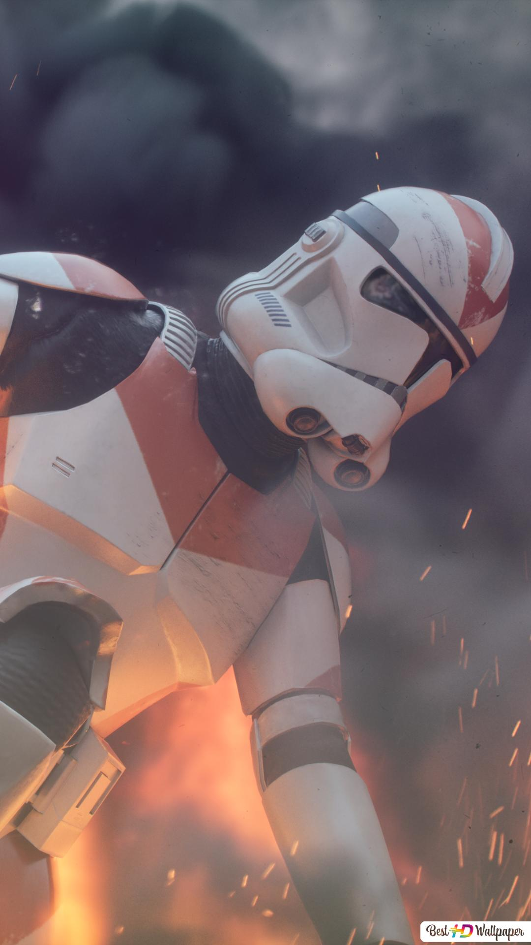 Star Wars Clone Trooper Hd Wallpaper Download