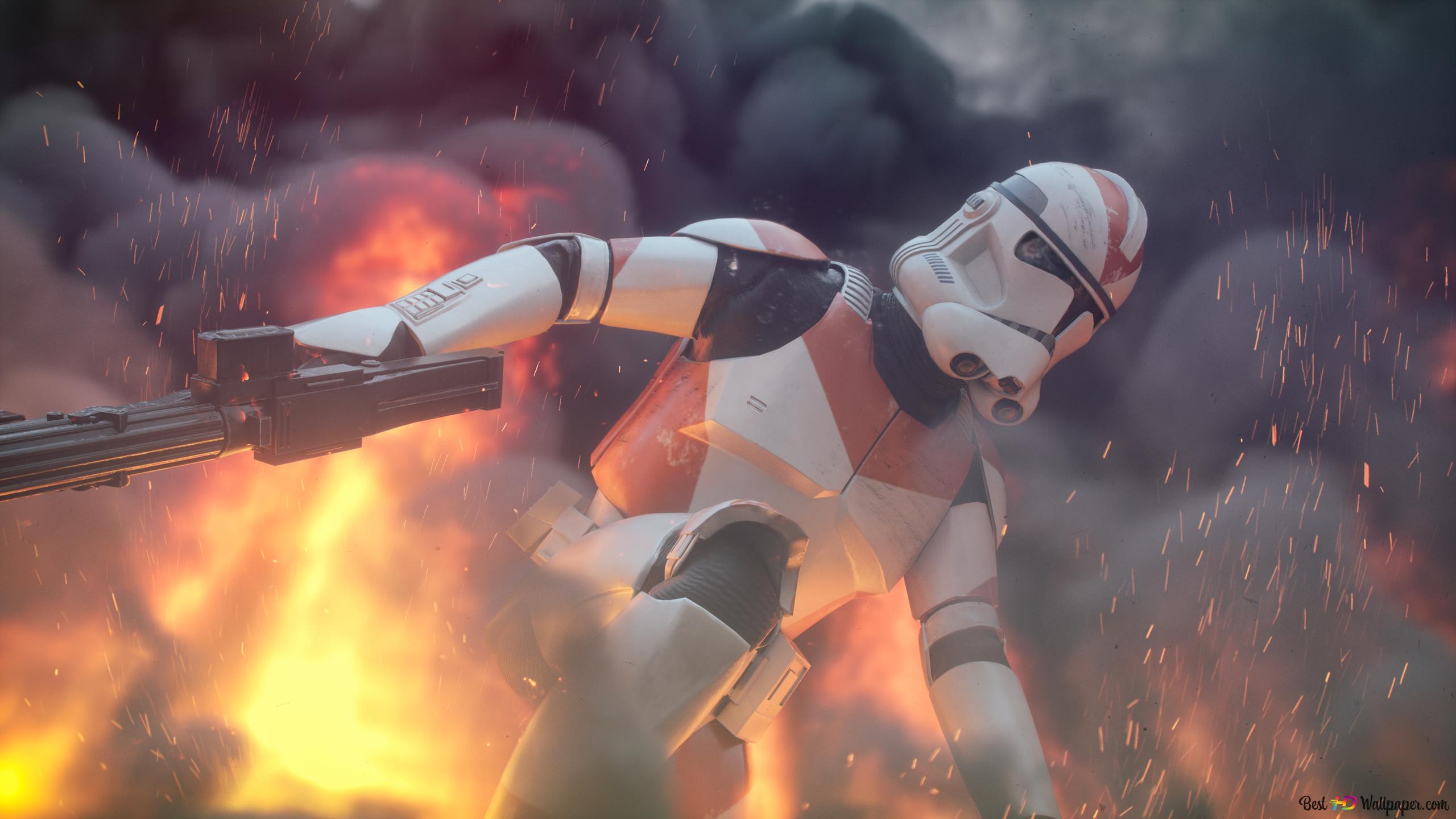 Star Wars Clone Trooper Hd Wallpaper Download