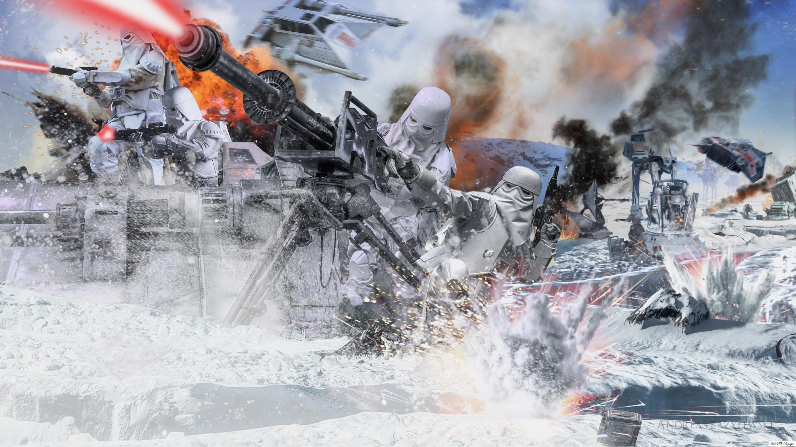 Star Wars Episode V The Empire Strikes Back Hd Wallpaper Download