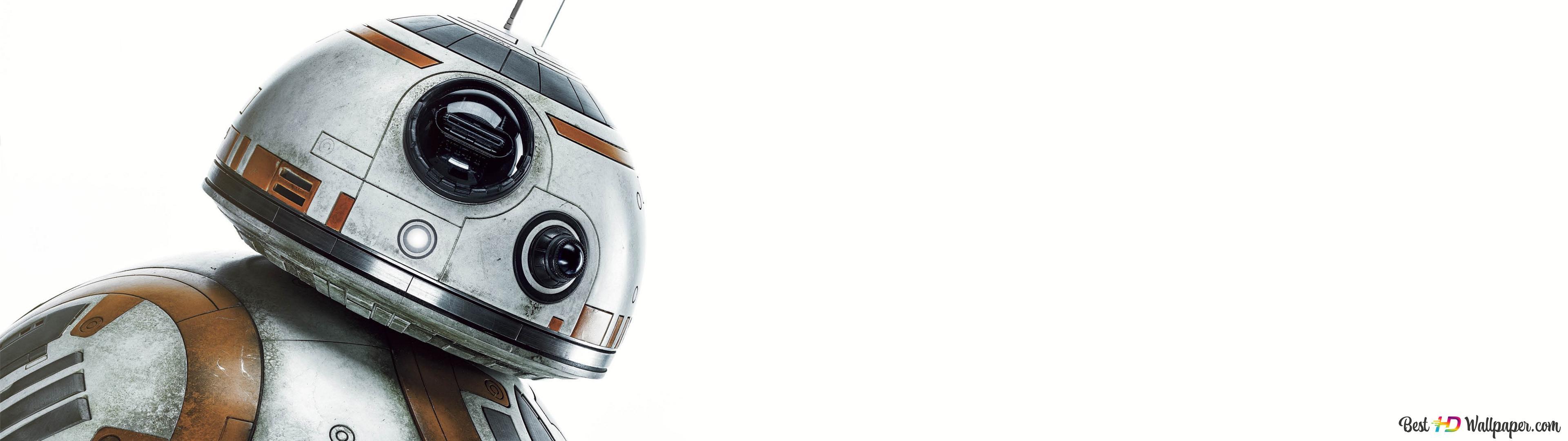 Star wars episode VII- BB-8 HD