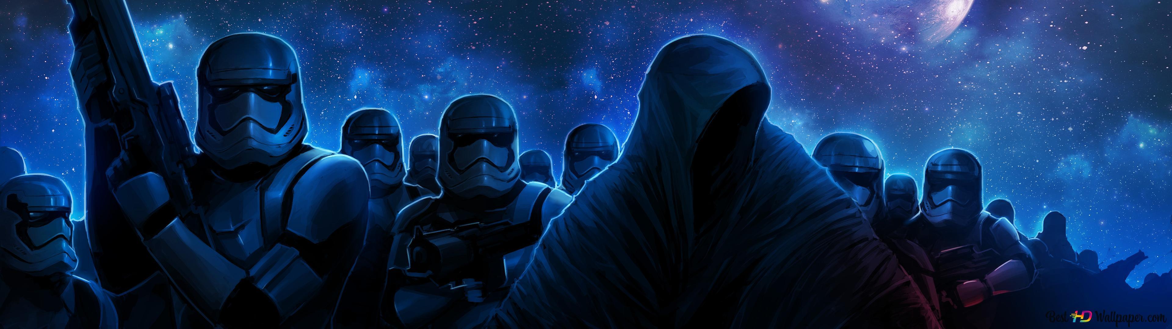 Star Wars Episode Vii The Force Awakens Stormtrooper Hd Wallpaper Download