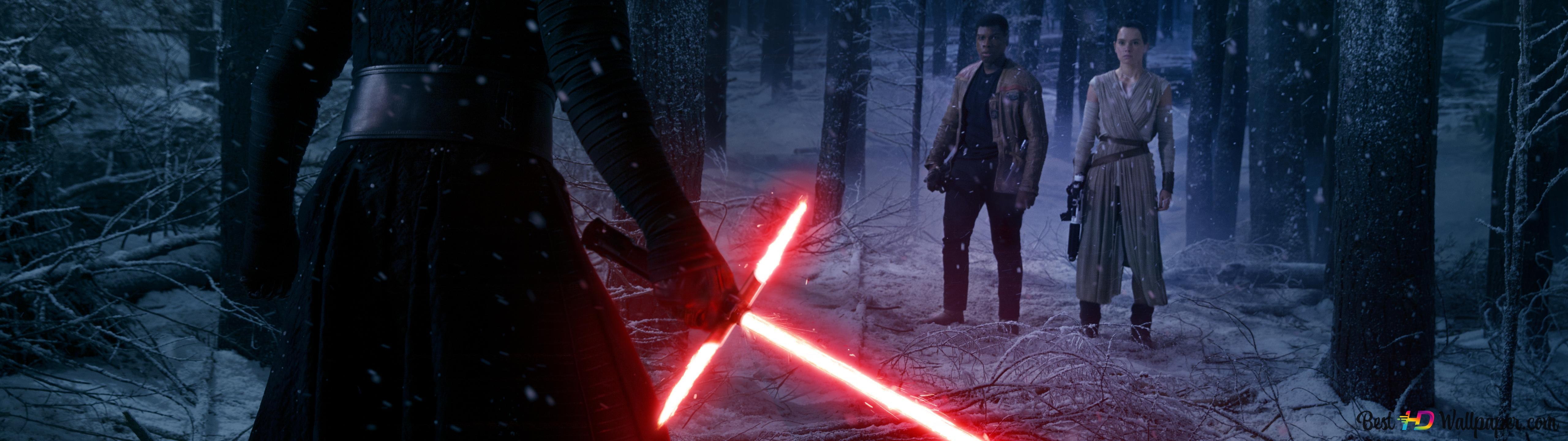 Descargar Fondo De Pantalla Star Wars Episodio Vii La