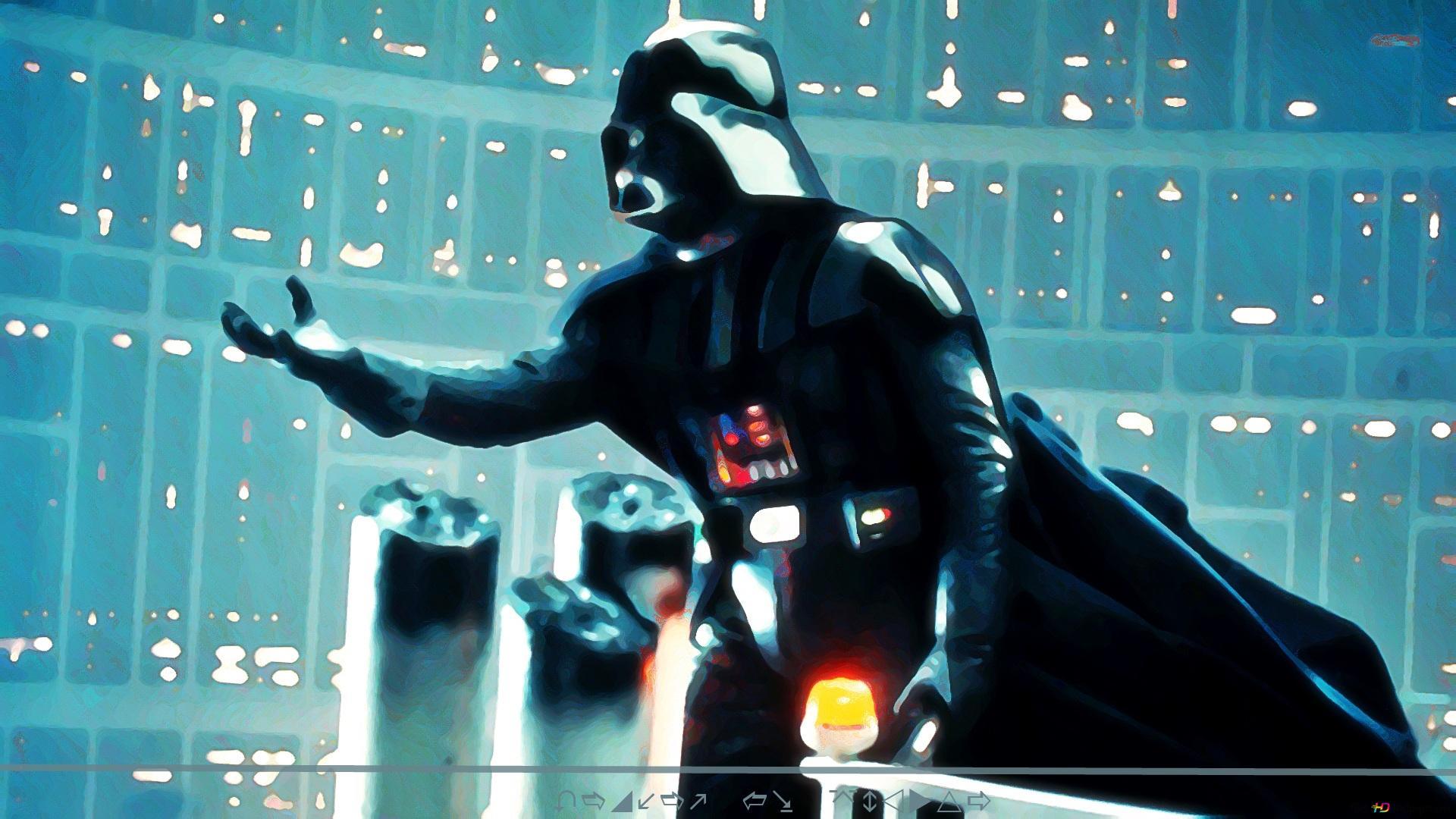 Star Wars Ii Attack Of The Clones Darth Vadar Hd Wallpaper Download