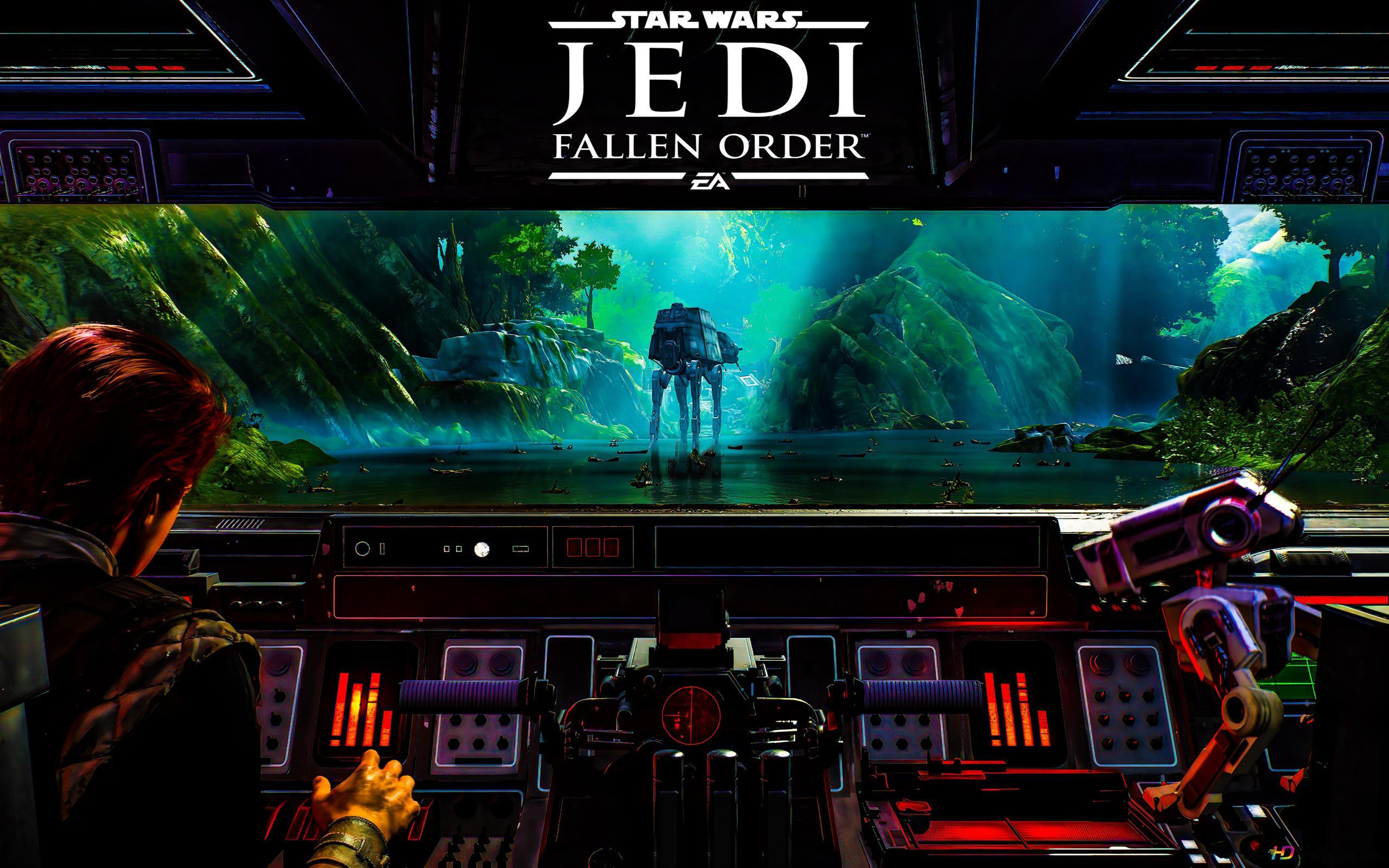 Star Wars Jedi Fallen Order 04 8k 4k Wallpaper Hd Wallpaper Download