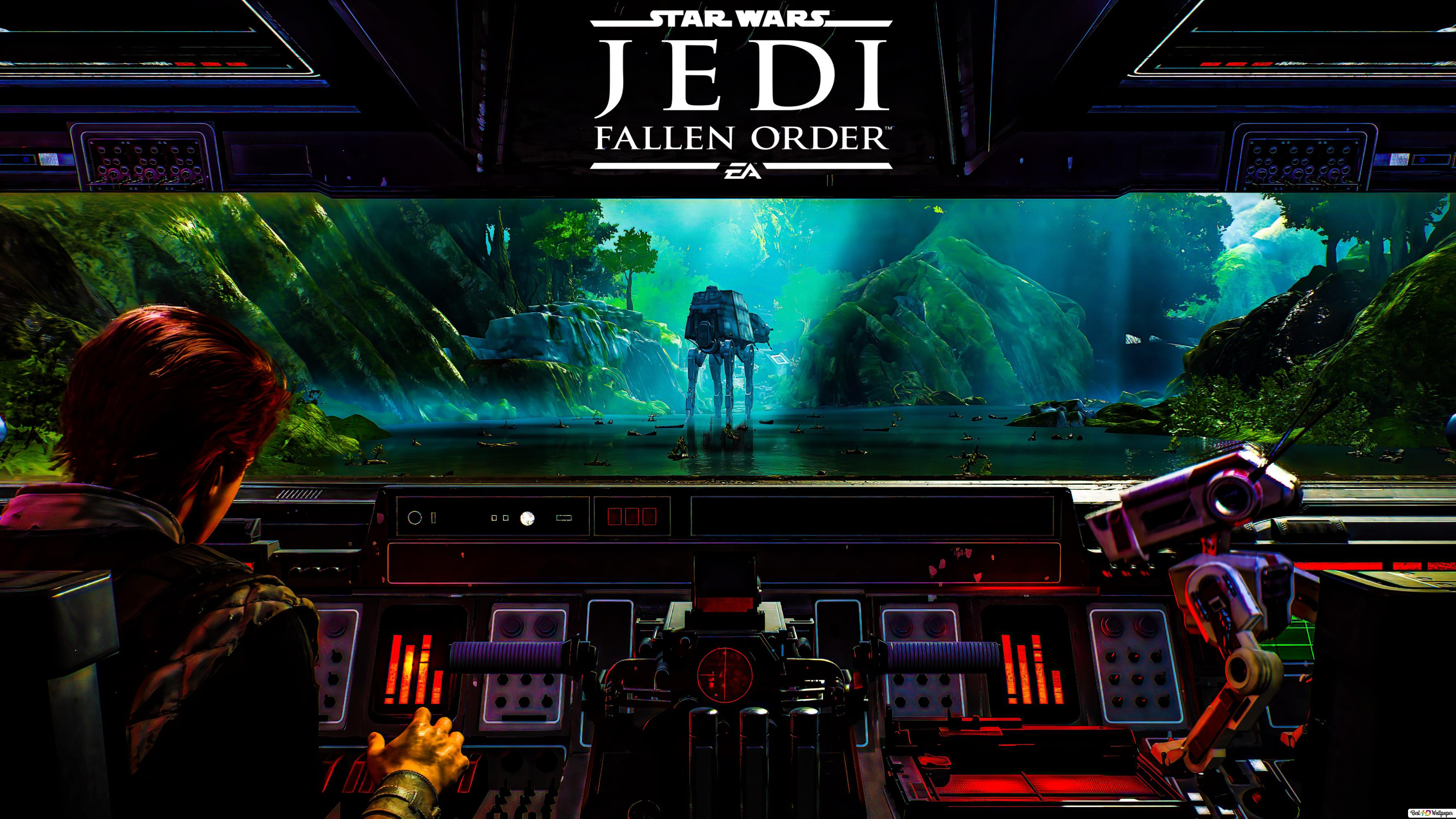 Star Wars Jedi Fallen Order 04 8k 4k Wallpaper Hd Wallpaper Download