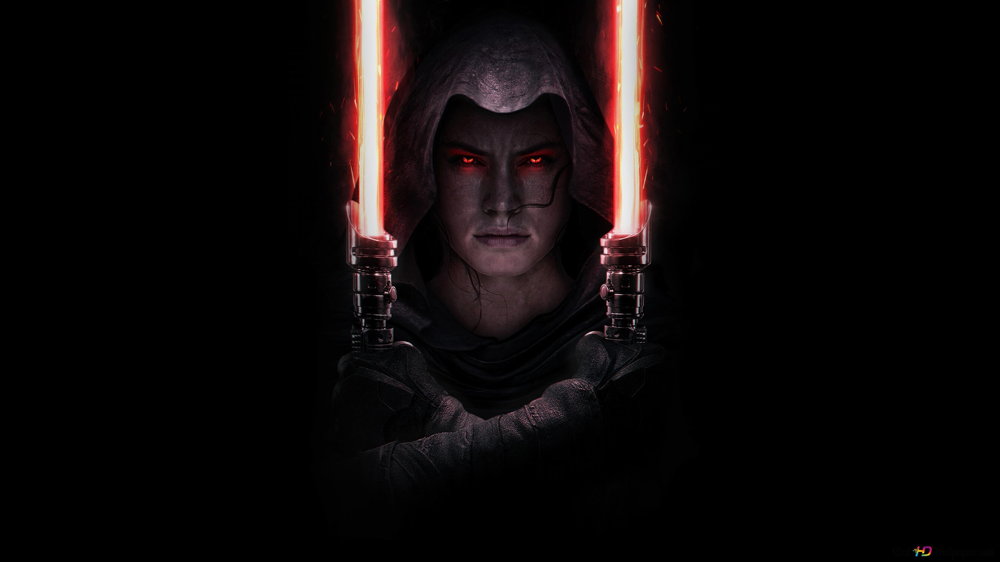 Star Wars Rey Gelap Sisi 9 Unduhan Wallpaper Hd