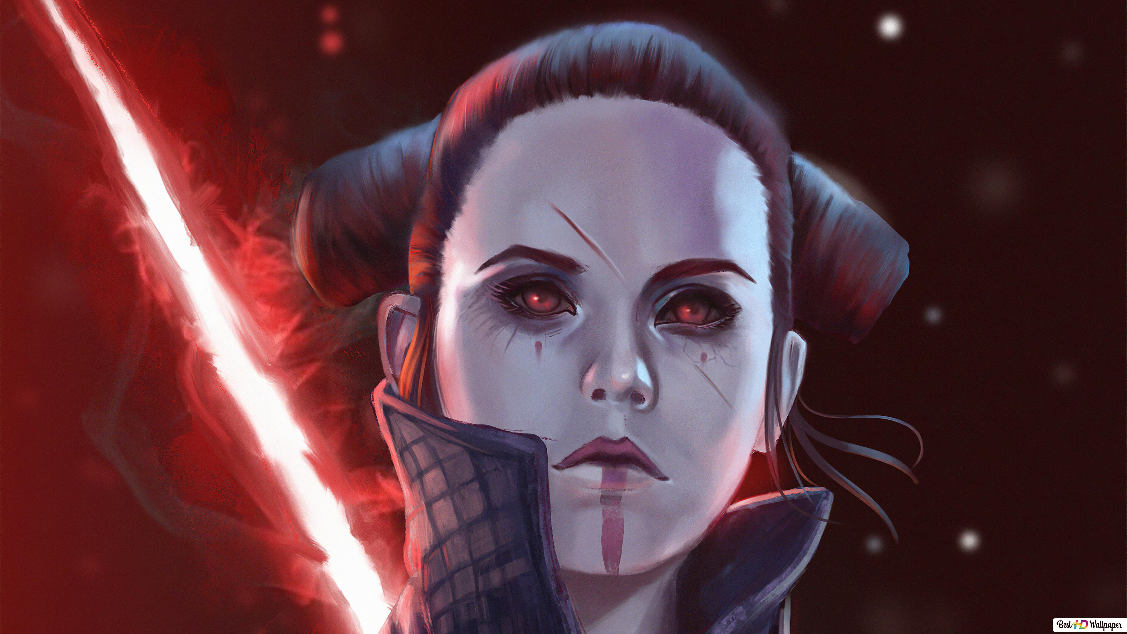 Star Wars Rey S Dark Side Hd Wallpaper Download