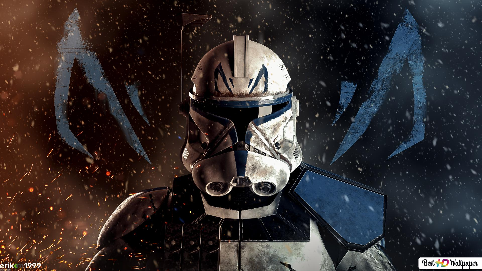 Star Wars The Clone Wars Captain Rex Hd Hintergrundbilder