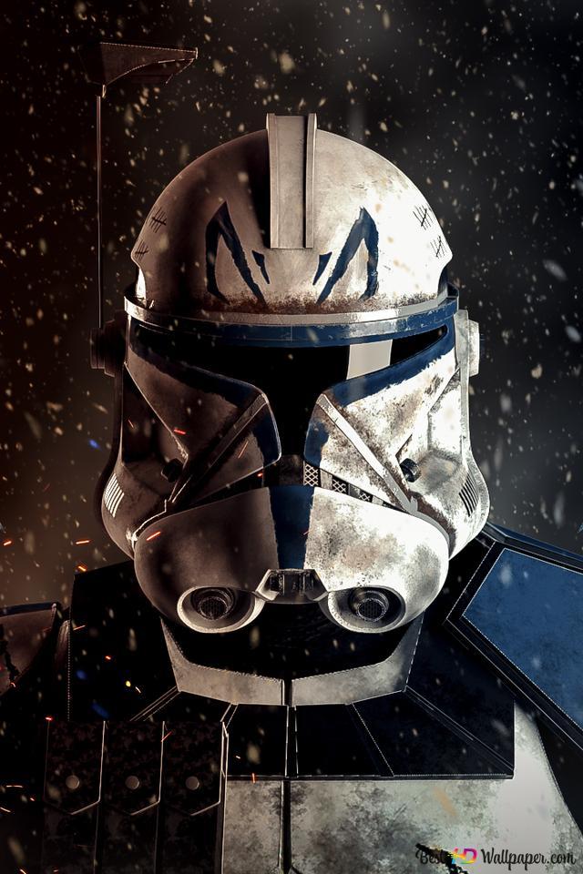 Star Wars The Clone Wars - Captain Rex HD wallpaper download