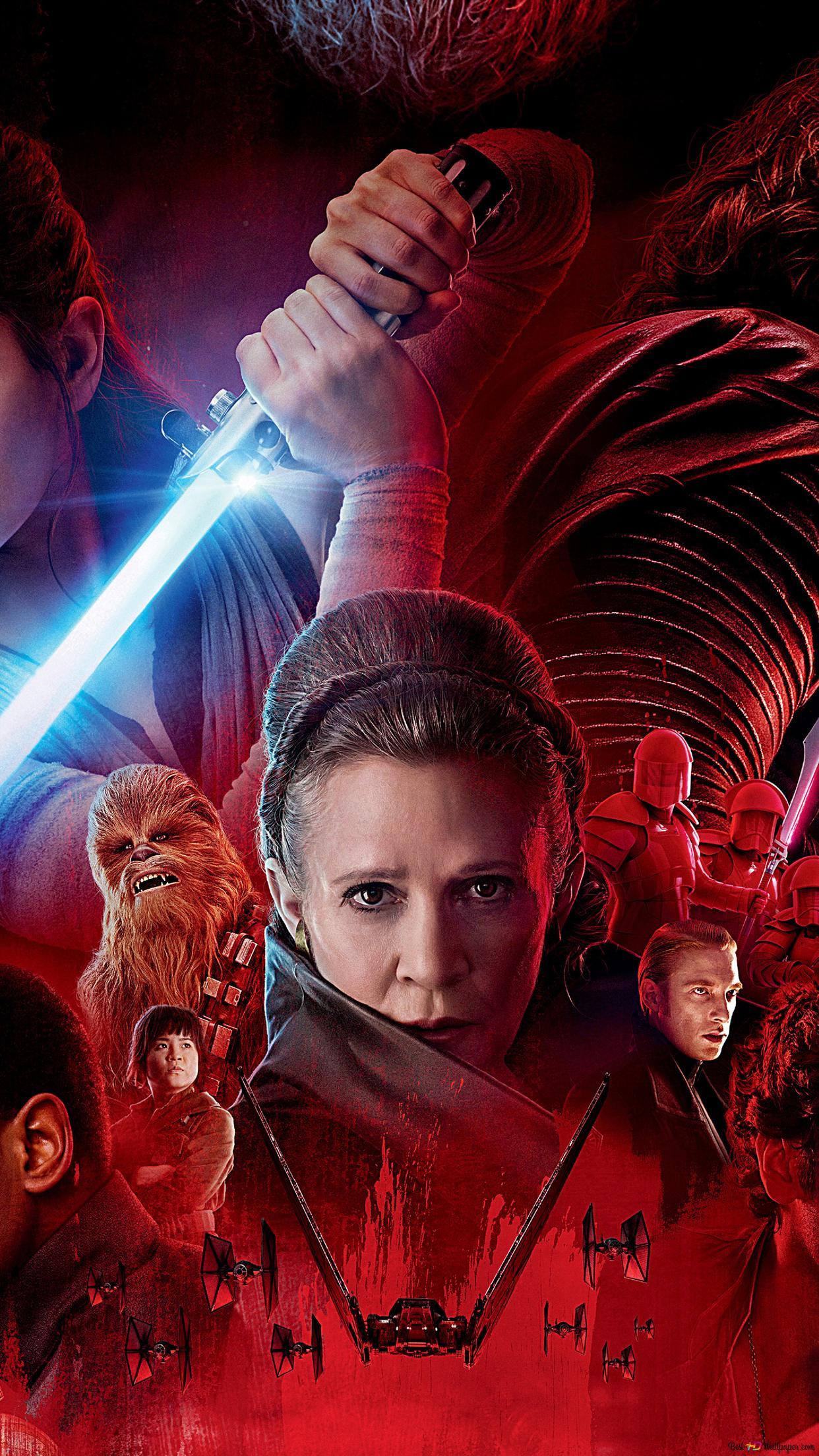 Star Wars The Last Jedi 2017 Hd Wallpaper Download