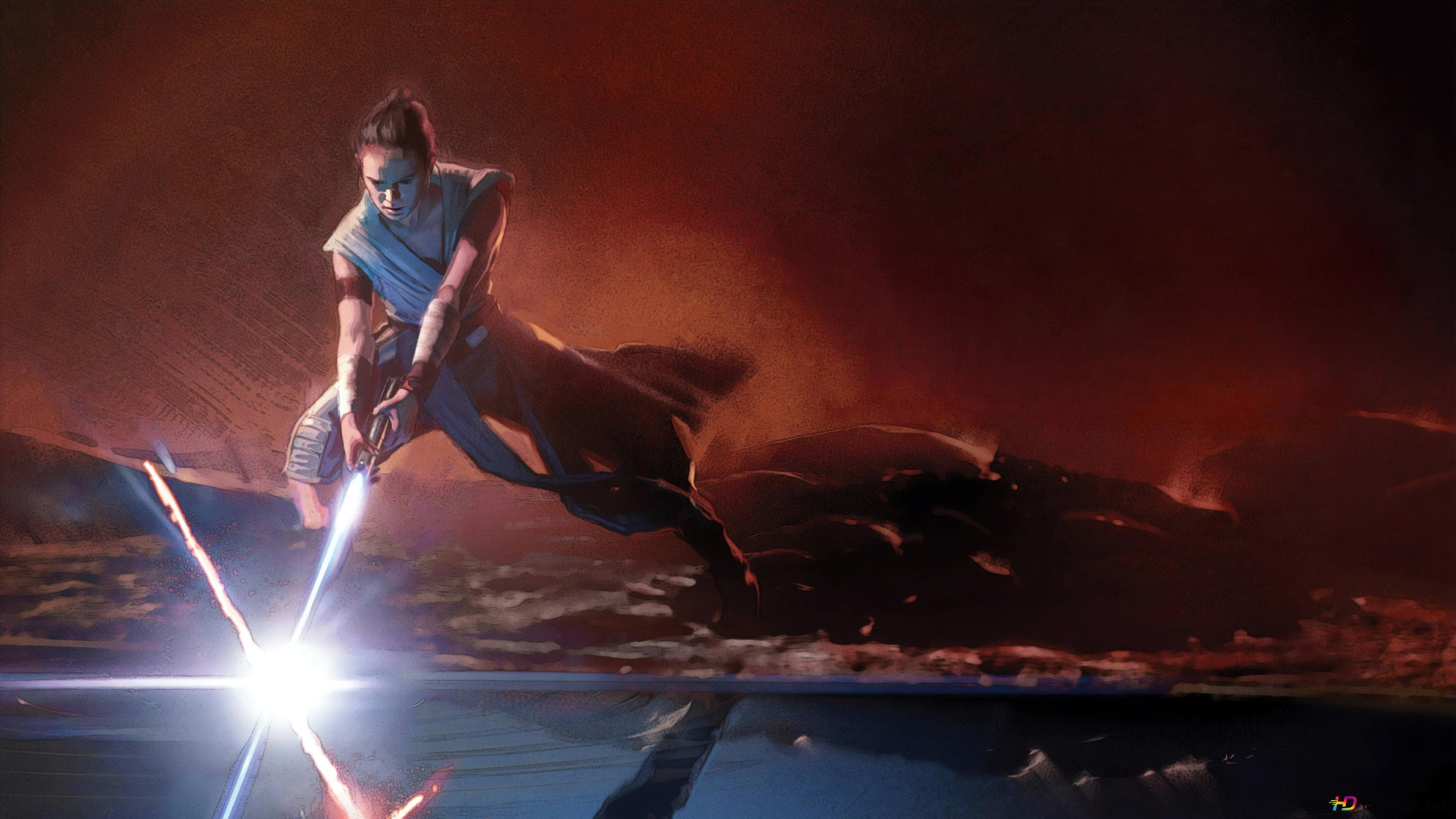 Star Wars The Rise Of Skywalker Hd Wallpaper Download