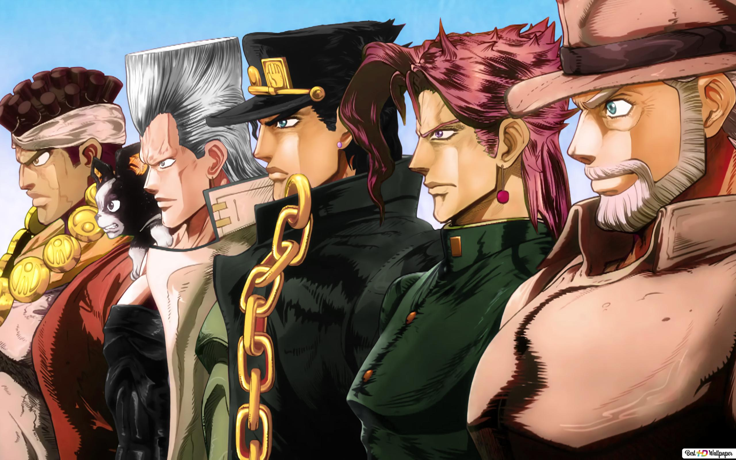 Theme Anime Anime Wallpaper Jojo