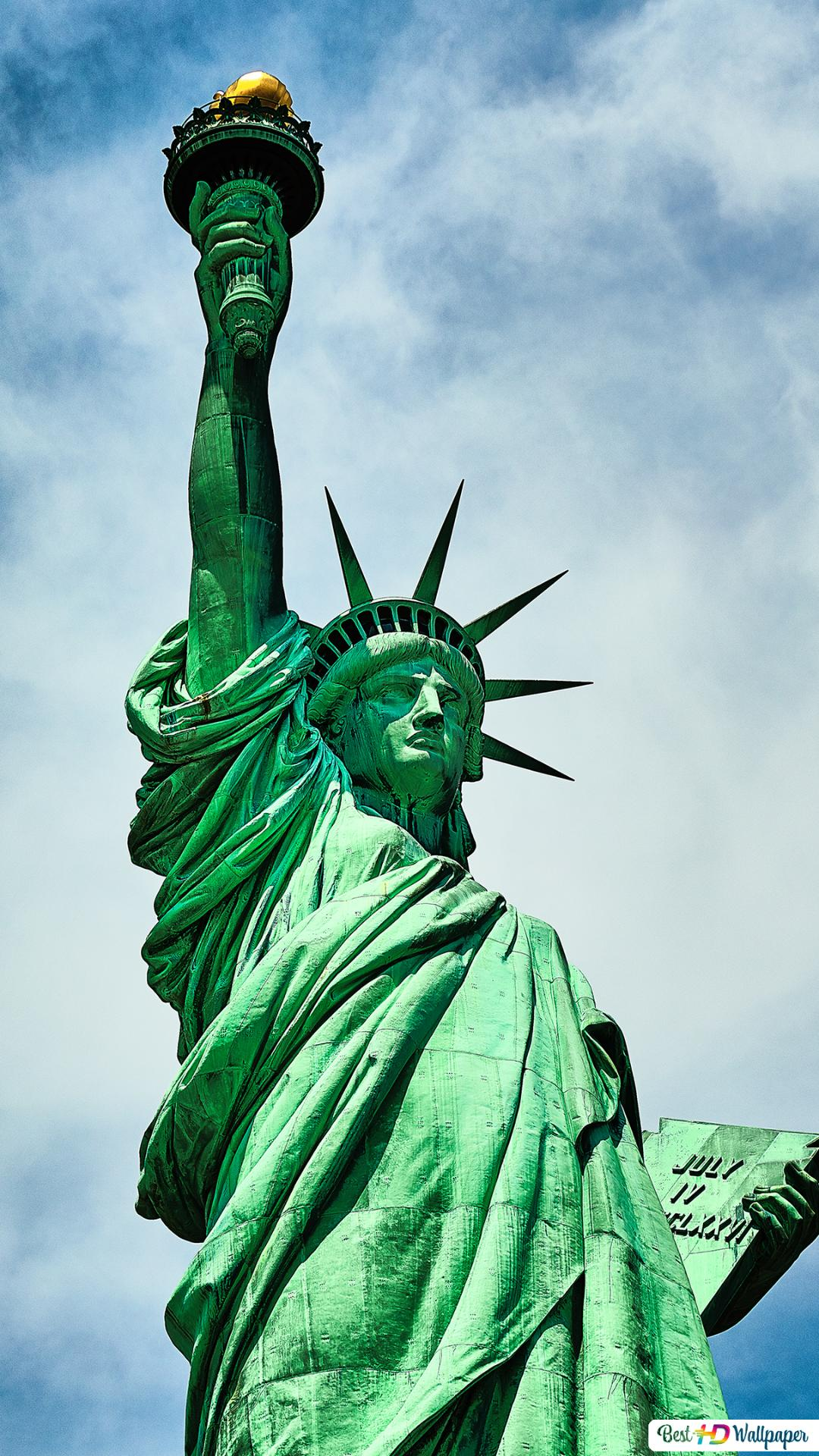 Statue Of Liberty Hd Wallpaper Download