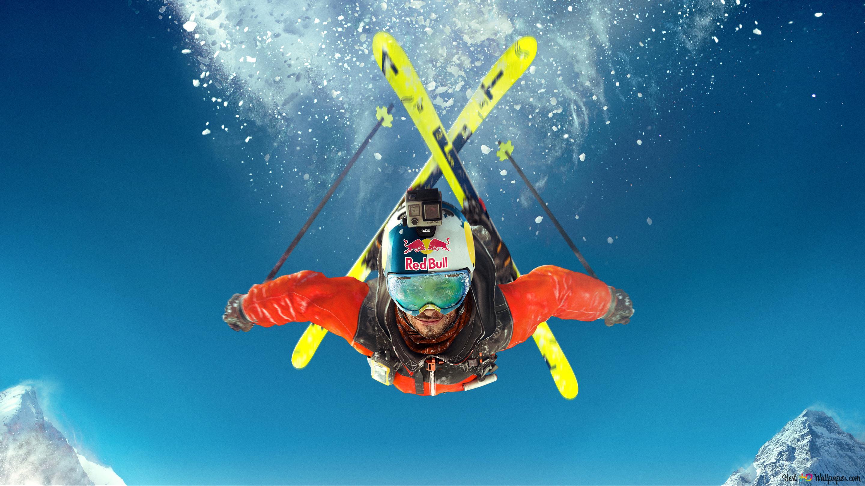 Steep Jeu Video Ski Hd Fond D Ecran Telecharger