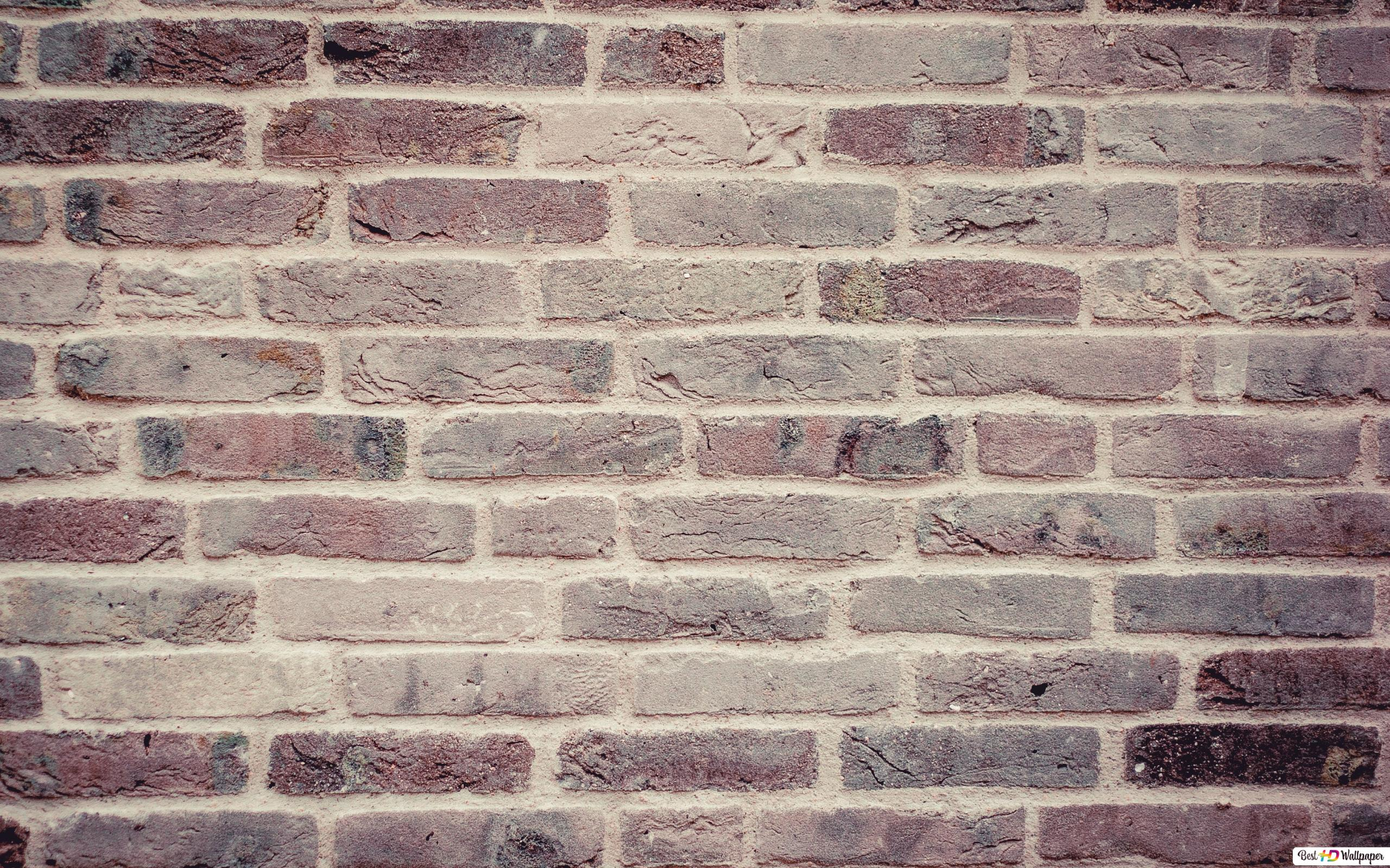 Stone Brick Background Hd Wallpaper Download