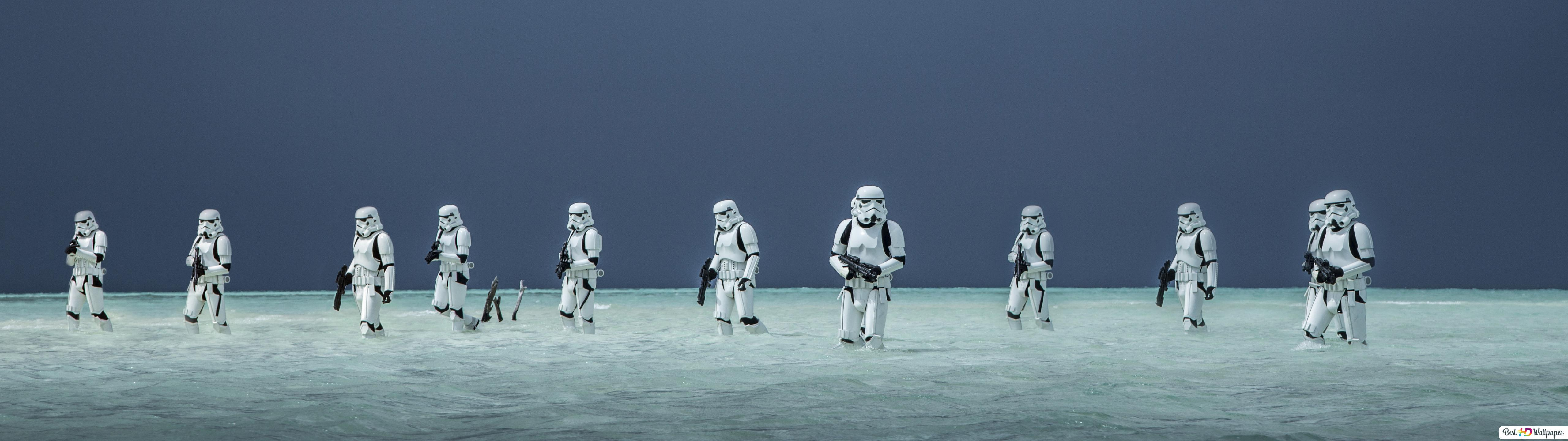 Storm Troopers Rogue One A Star Wars Story Hd Wallpaper Download