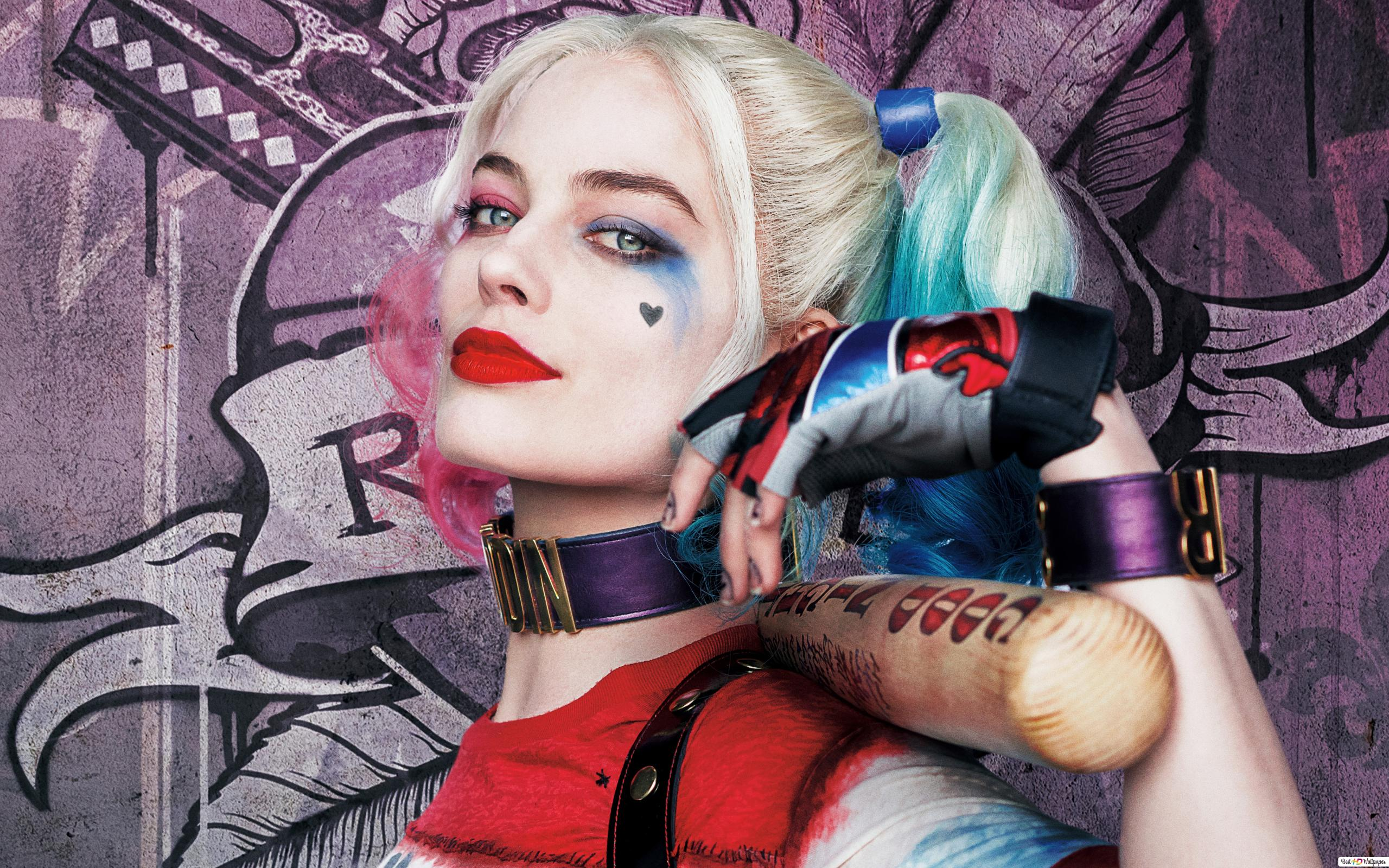Suicide Squad Harley Quinn Hd Wallpaper Download