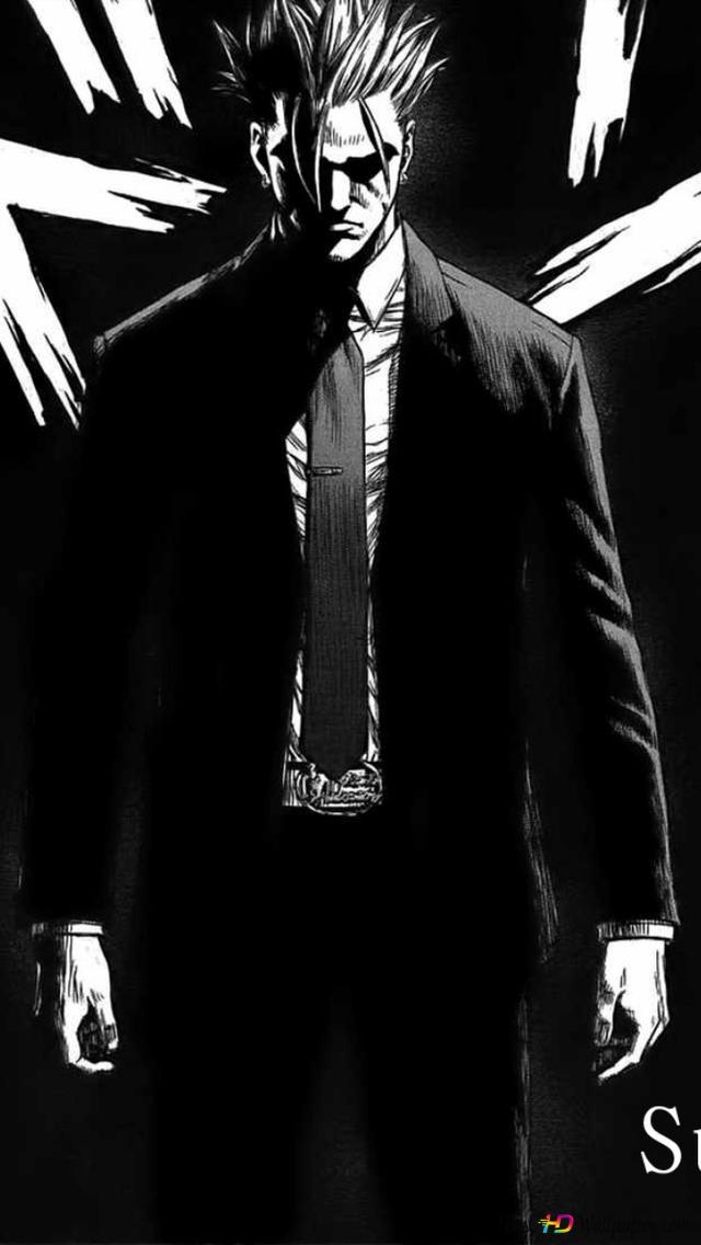 Descargar Fondo De Pantalla Sun Ken Rock Ken Kitano Manga