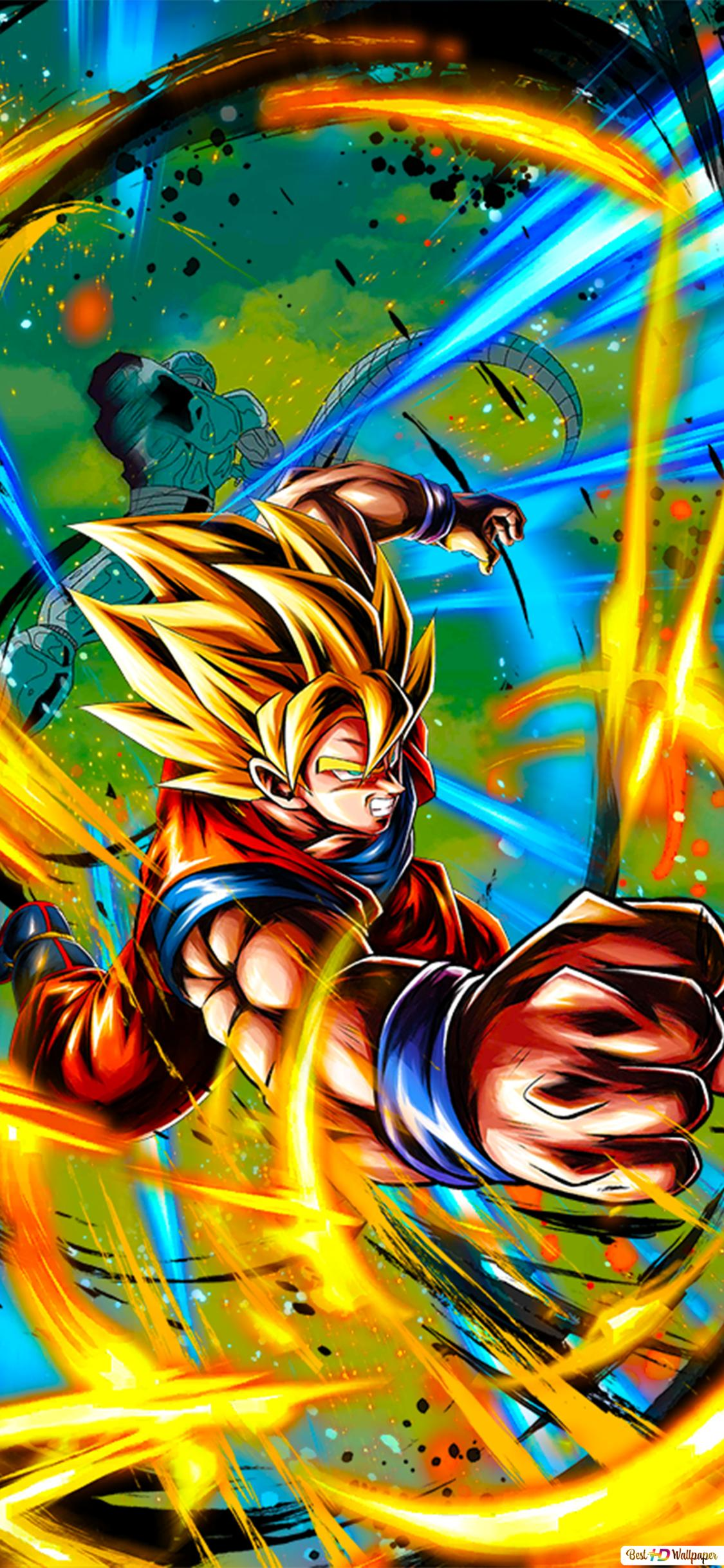 Super Saiyan Goku Dragon Ball Z Movie 7 The Return Of Cooler Android Hd Wallpaper Download