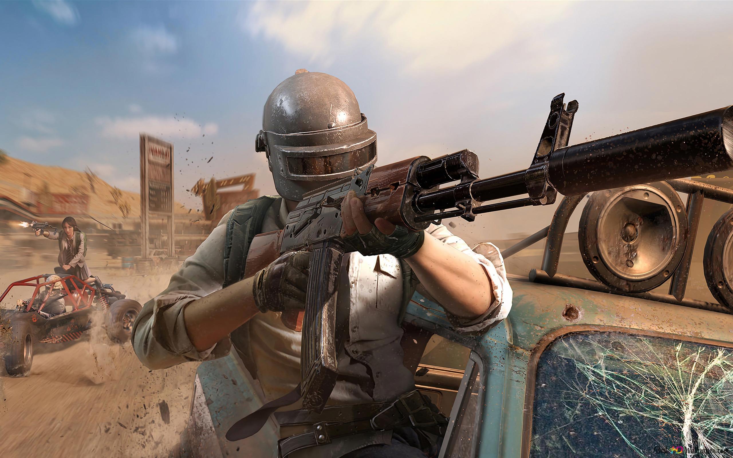 Survival Fight Playerunknowns Battlegrounds Hd Wallpaper Download